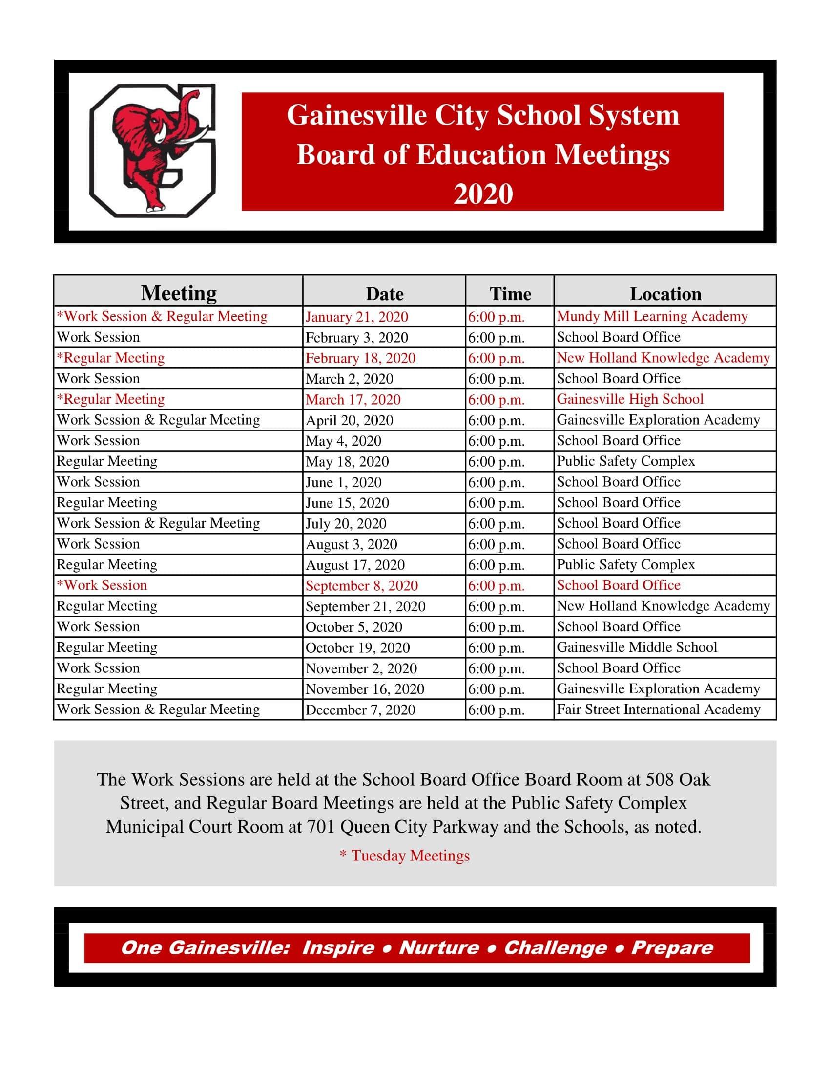 Calendars – Gainesville City Schools Inside Fayette County Georgia School Calendar 2021