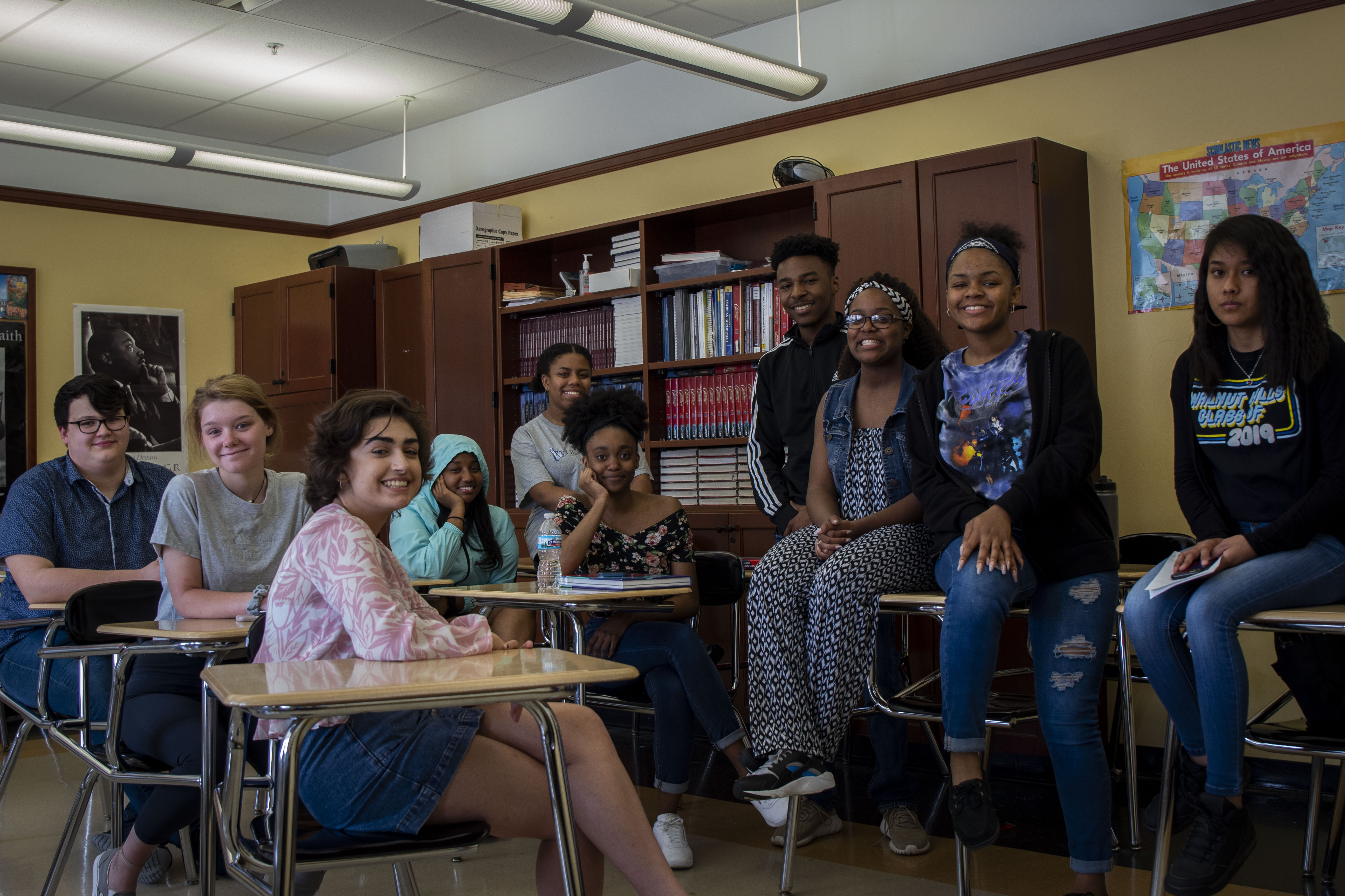 Can There Be Racial Equity In History Lessons? One Class Is Intended For Walnut Hills Highchool Calendar