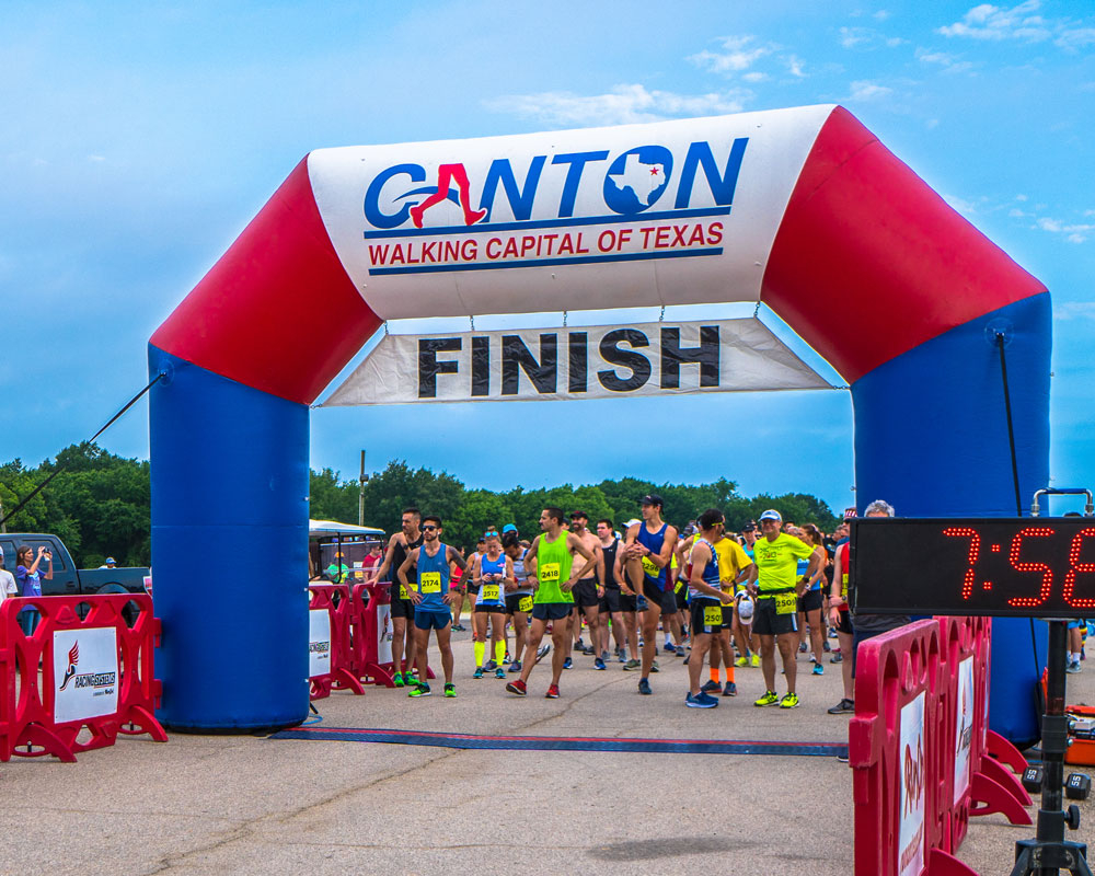 Canton Half Marathon, 10K & 5K - January 3, 2021 - Canton, Tx inside Canton Texas Trade Days 2021