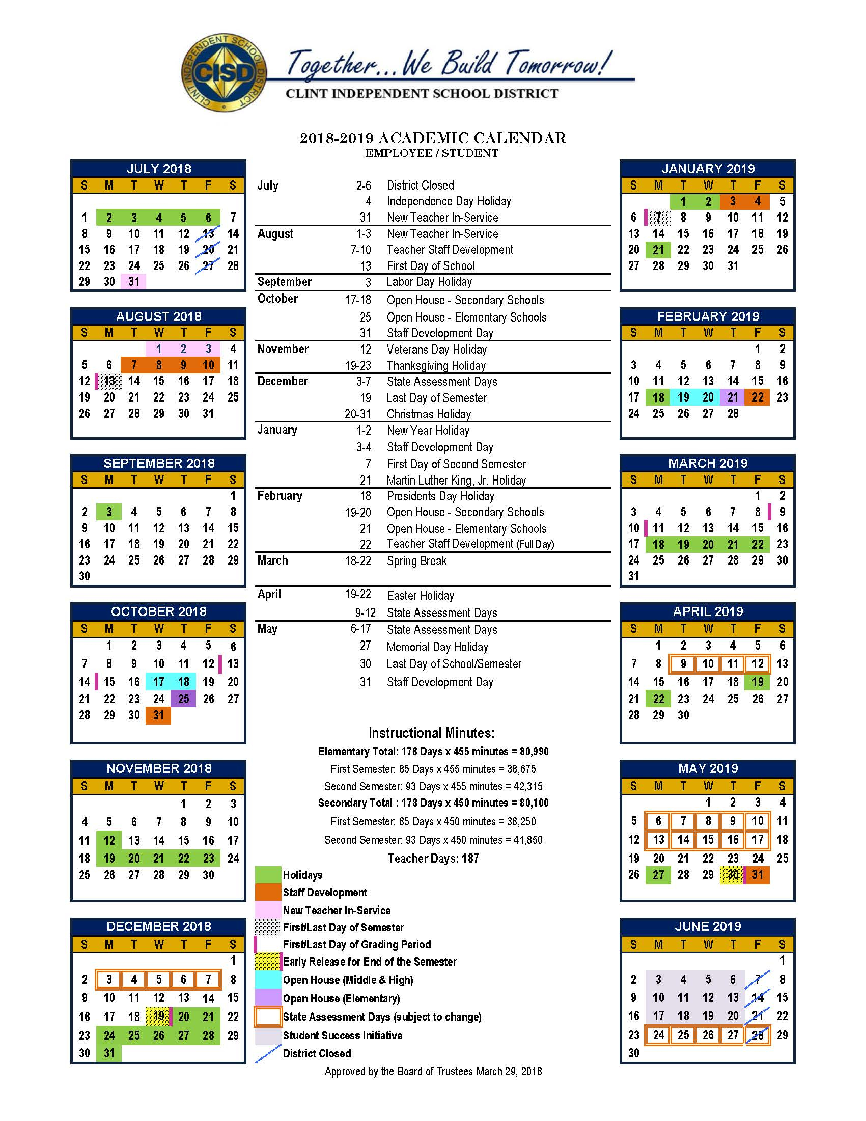 Carroll T. Welch Elementary / Homepage For Las Cruces Public Schools School Calendar