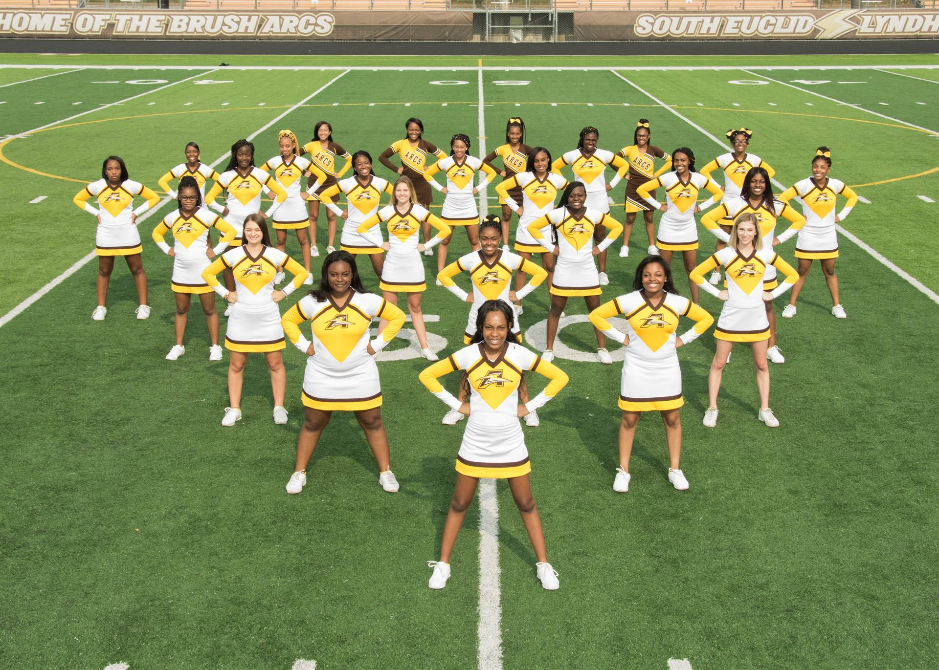 Cheerleading Regarding South Euclid Lyndhurst Calendar