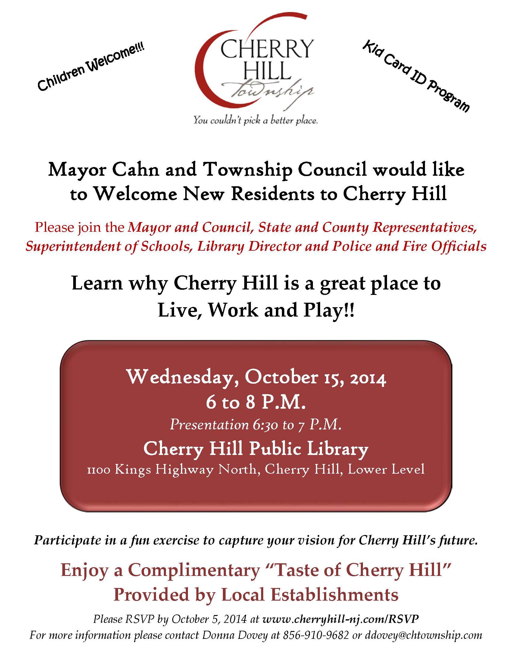 Cherry Hill Township, Nj For Cherry Hill Public Schools Calendar