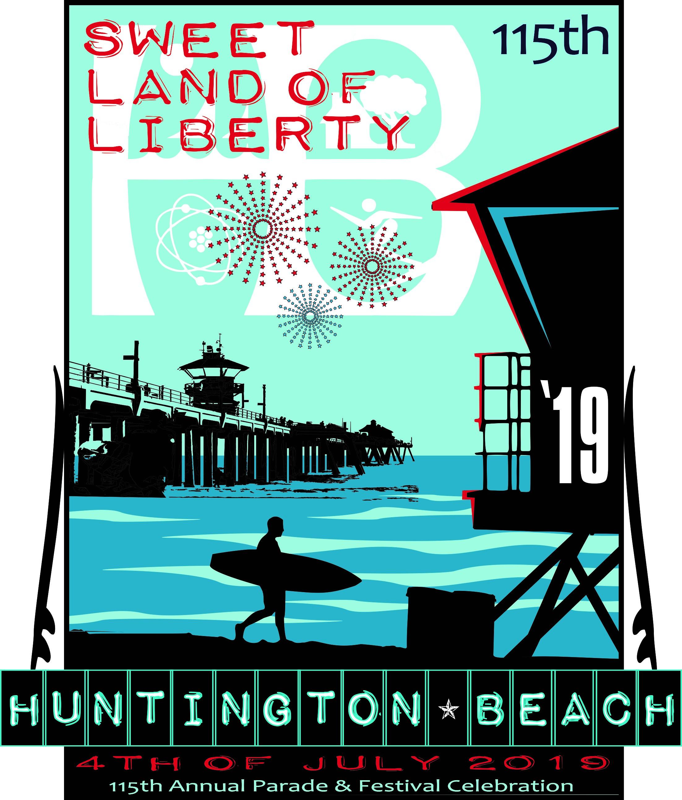 City Of Huntington Beach, Ca - News - Hb Celebrates July 4Th Regarding Huntington Beach Fireworks Calendar