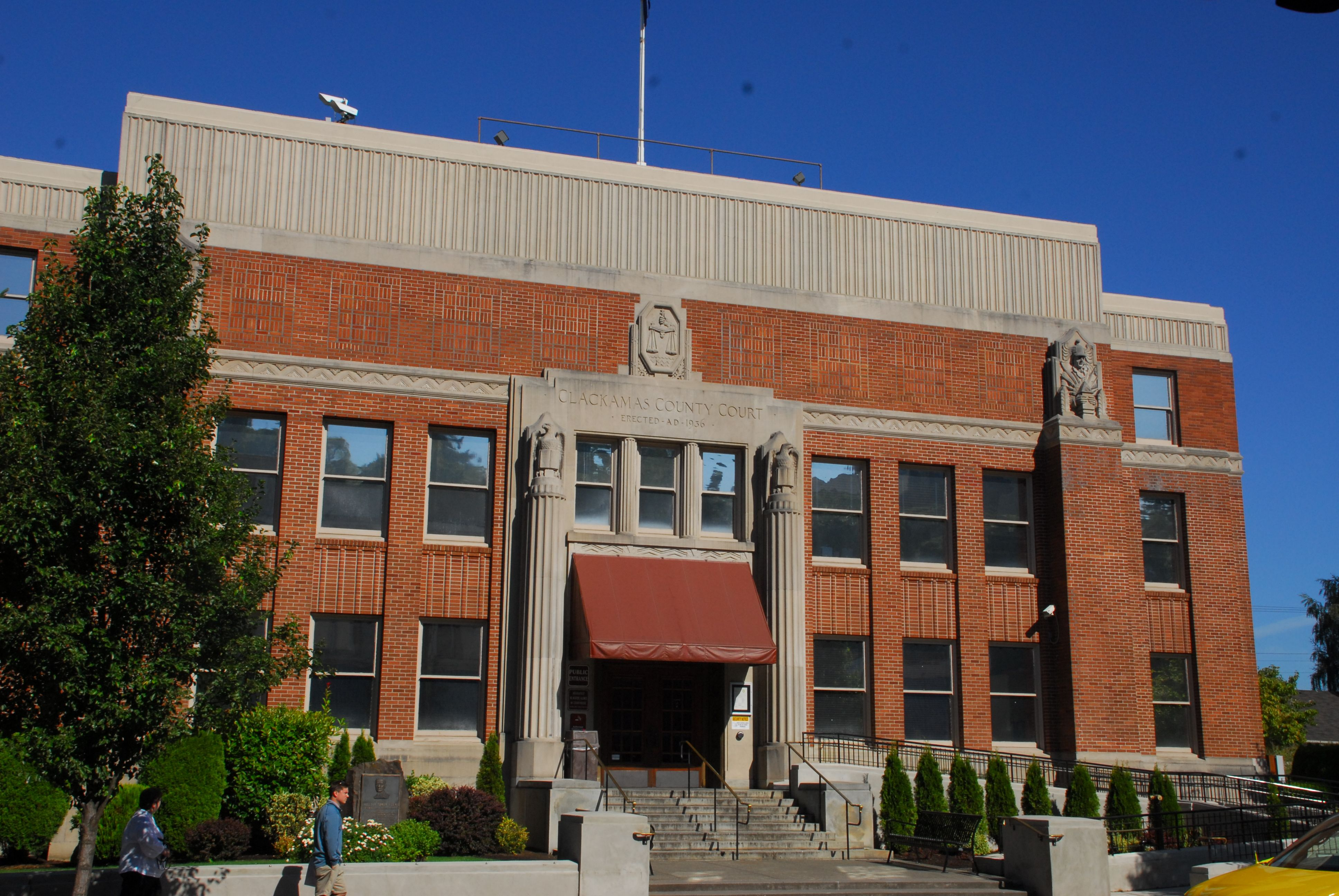 Clackamas County, Oregon Named For The Native American Tribe For Clackamas County Courthouse Schedule