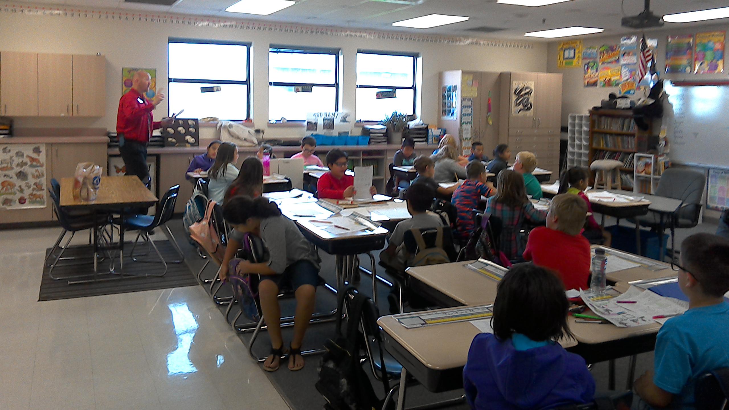 Classrooms – Oregon Trail Elementary School In Oregon Trail School District Calendar