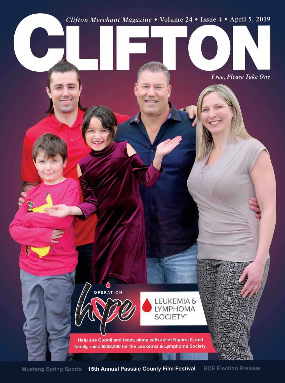 Clifton Merchant Magazine – April 2019Clifton Merchant Regarding Stephanie Delorenzo Ramapo School District