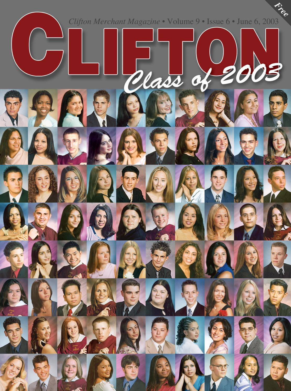 Clifton Merchant Magazine - June 2003Clifton Merchant In Stephanie Delorenzo Ramapo School District