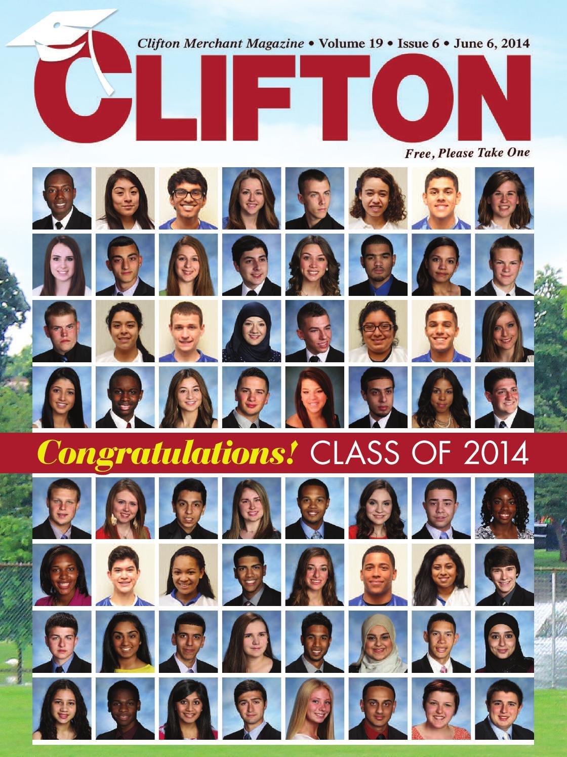 Clifton Merchant Magazine - June 2014Clifton Merchant Throughout Stephanie Delorenzo Ramapo School District