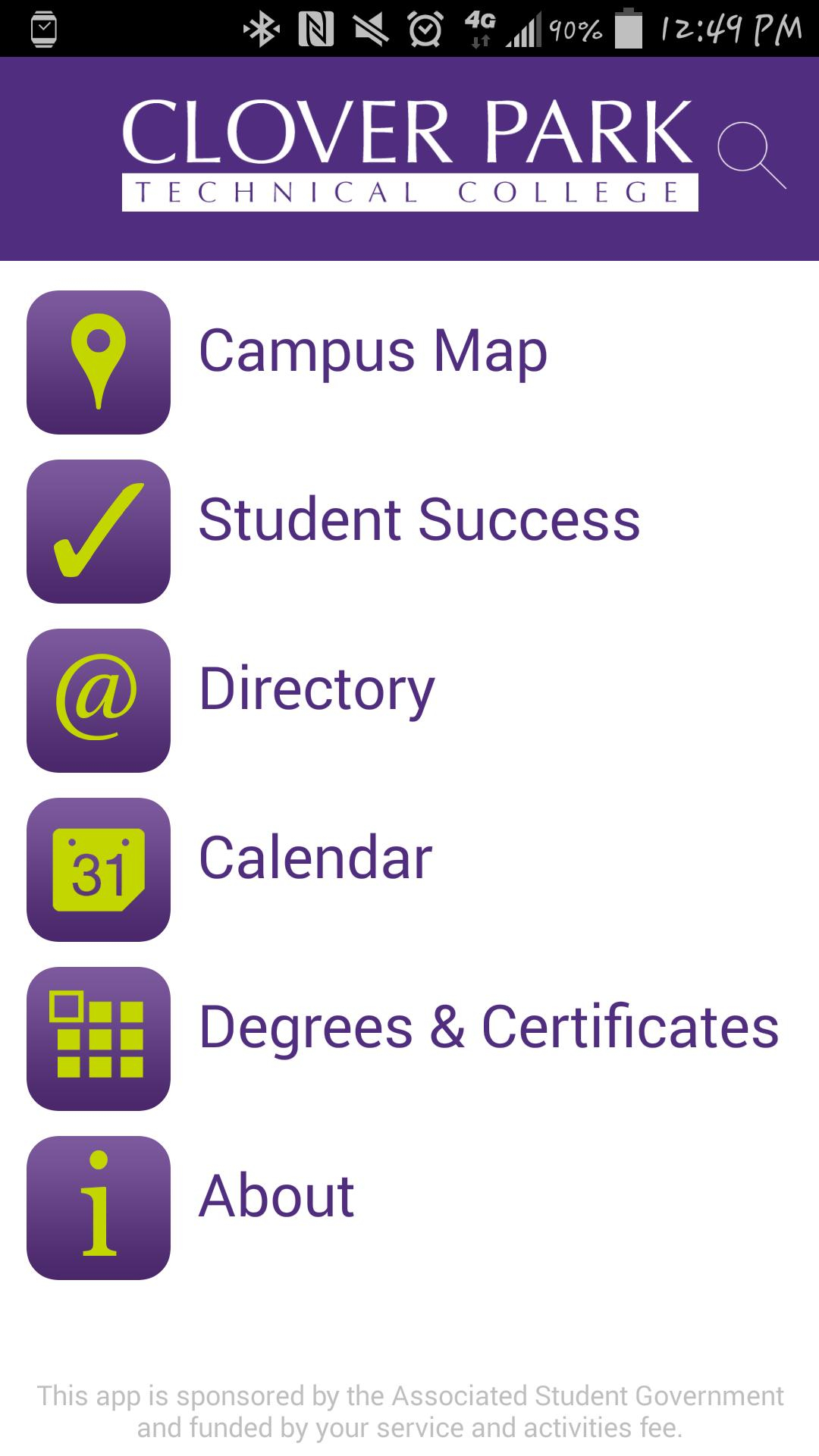 Clover Park Technical College For Android – Apk Download Inside Clover Park Technical College Calendar