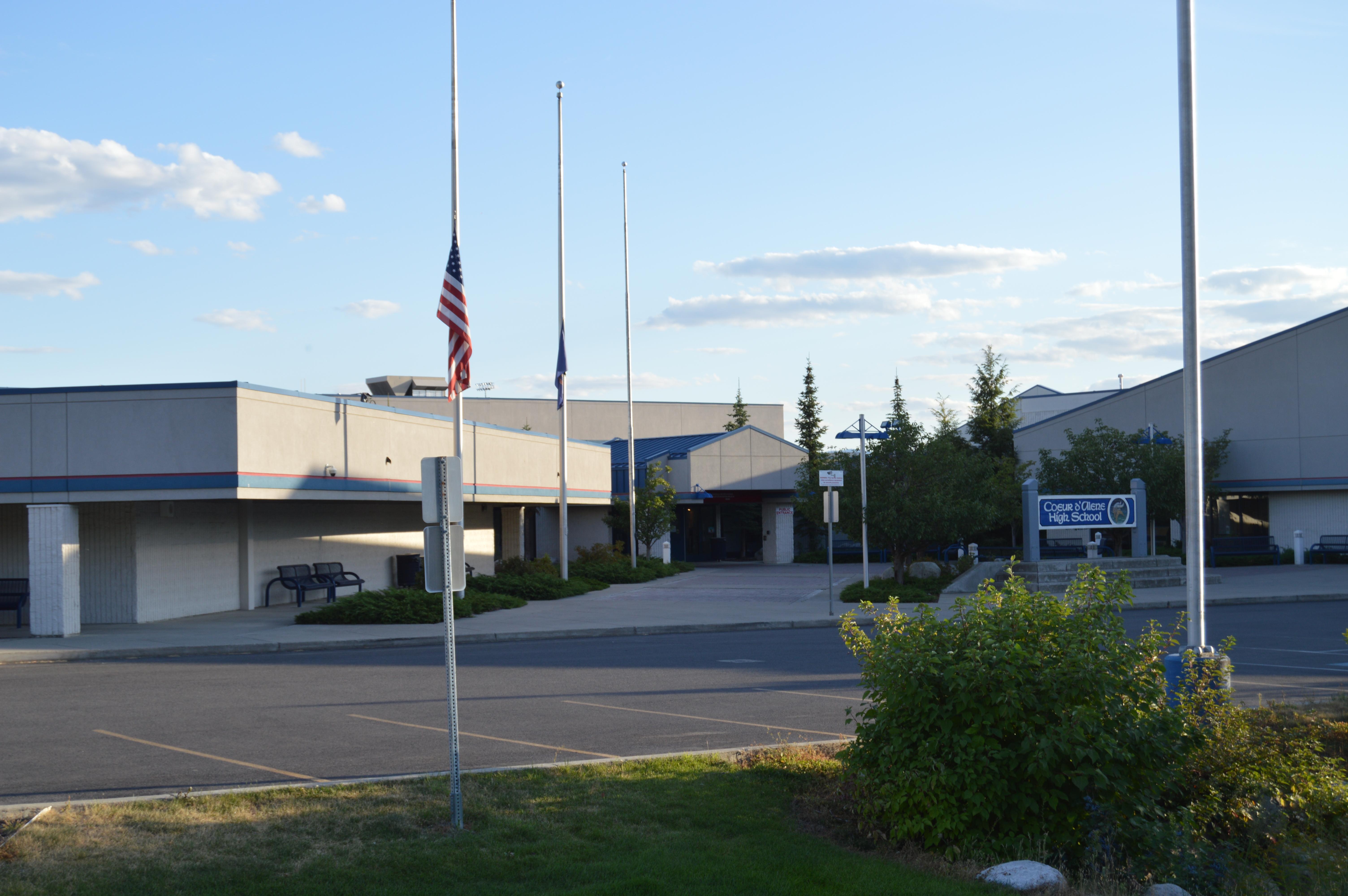 Coeur D'alene High School – Wikipedia Pertaining To Coeur D'alene School District Calendar