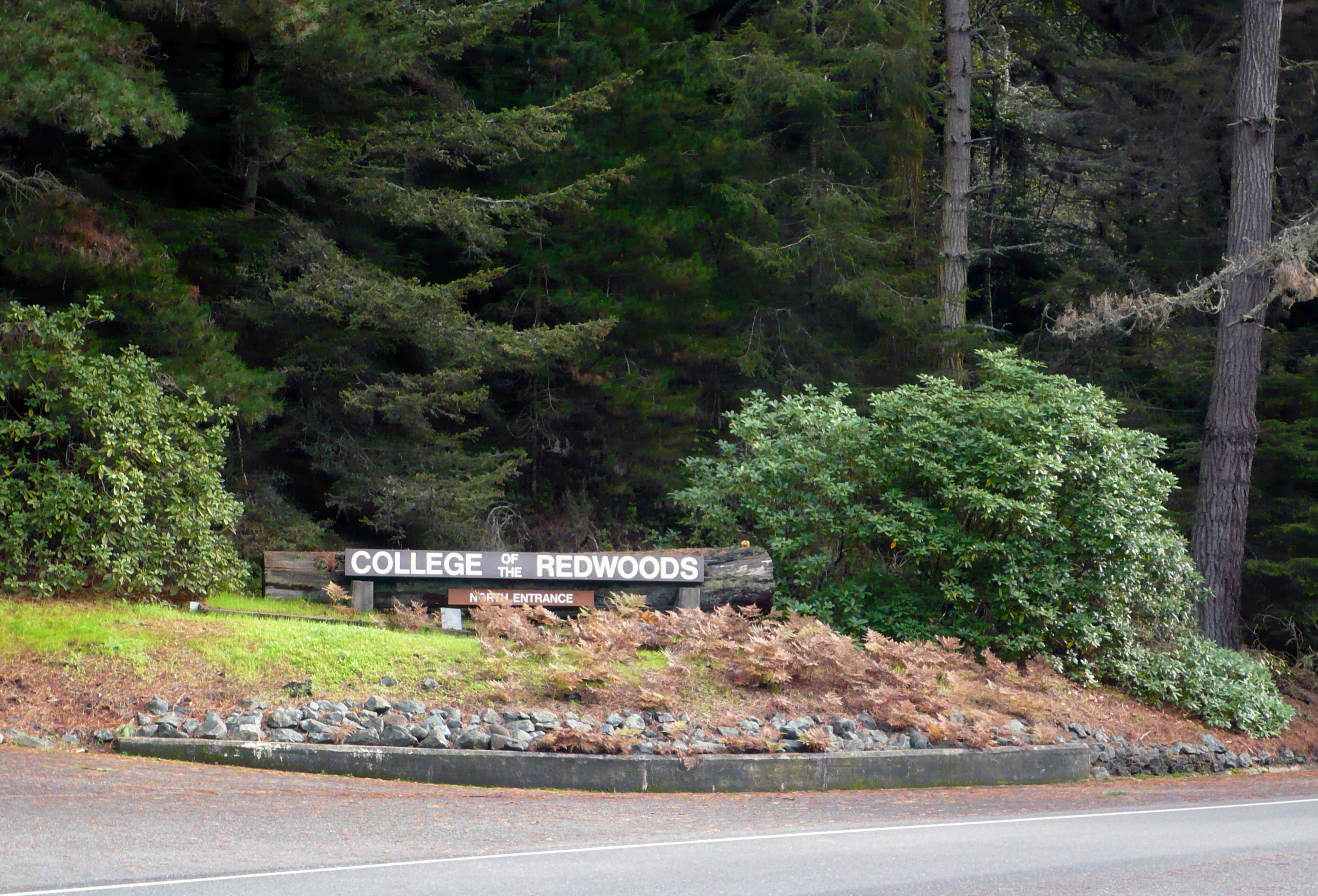 College Of The Redwoods - Wikipedia Within When Does School Start At College Of The Redwoods After Winter Break