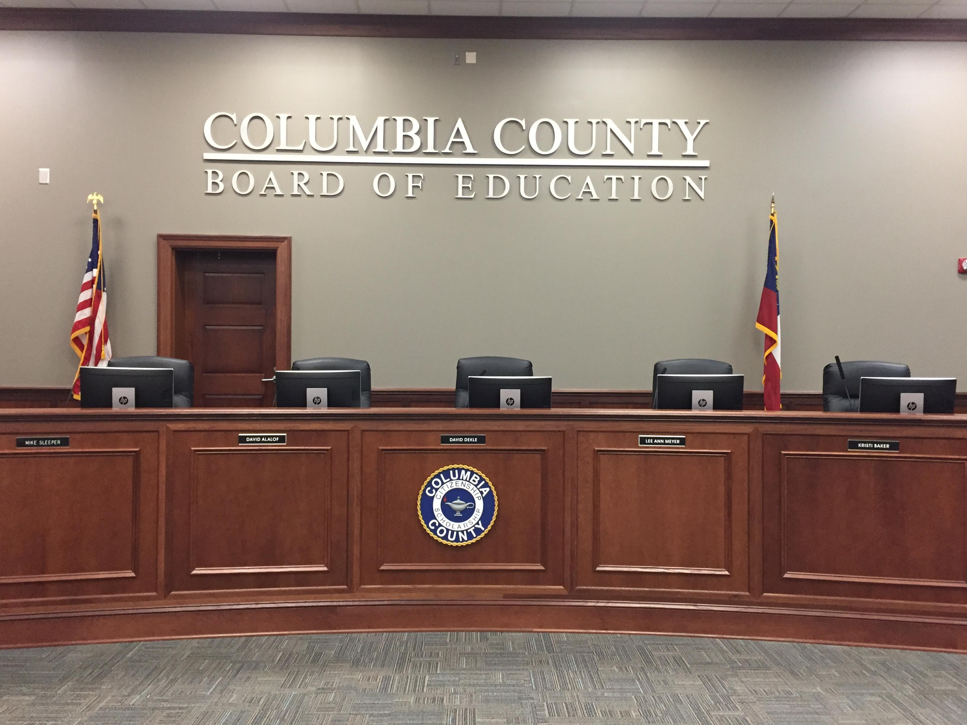 Columbia County School District Pertaining To Columbia Co Ga School Calendar