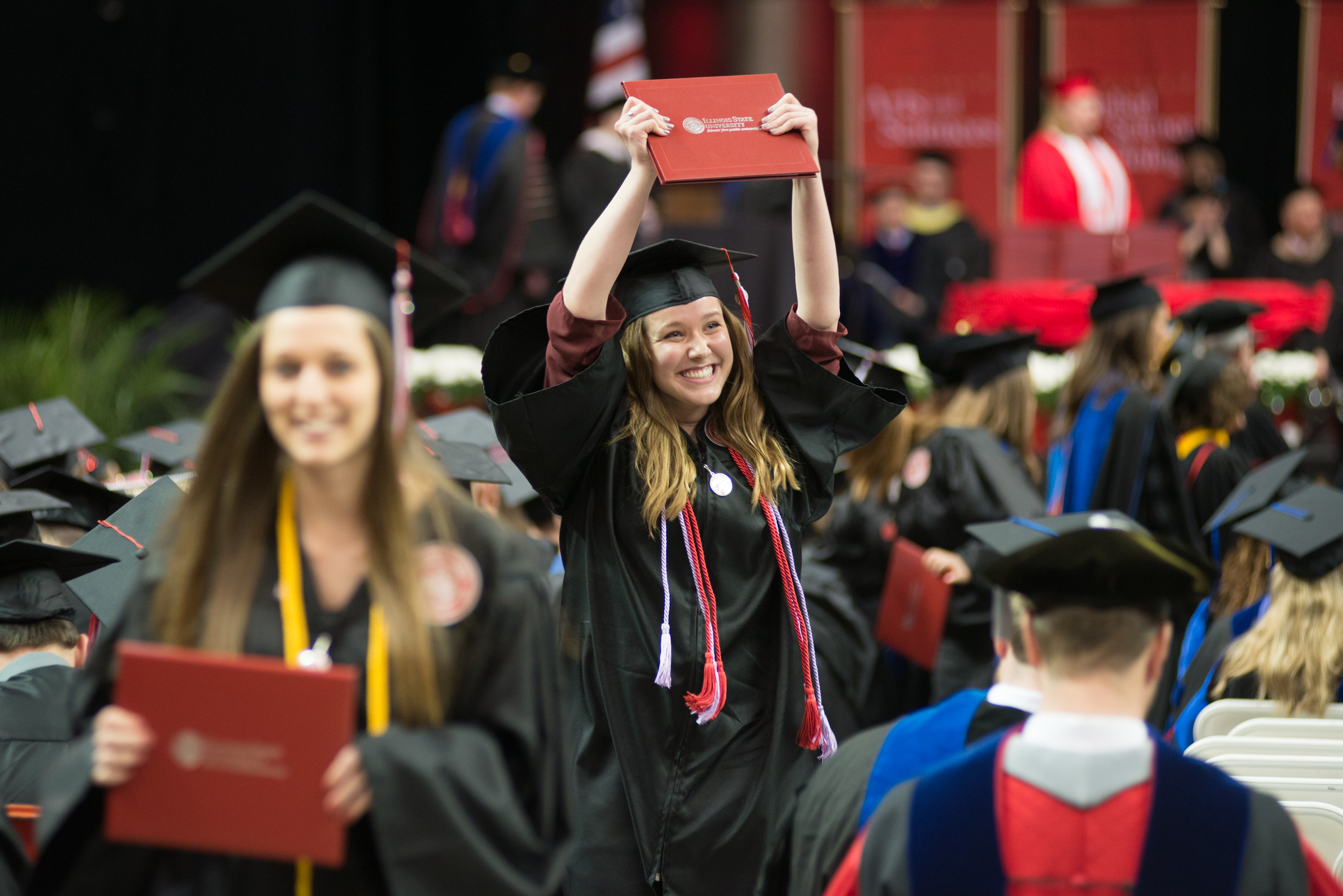 Commencement – College Of Business | Events – Illinois State Throughout Illinois State University Academic Calendar