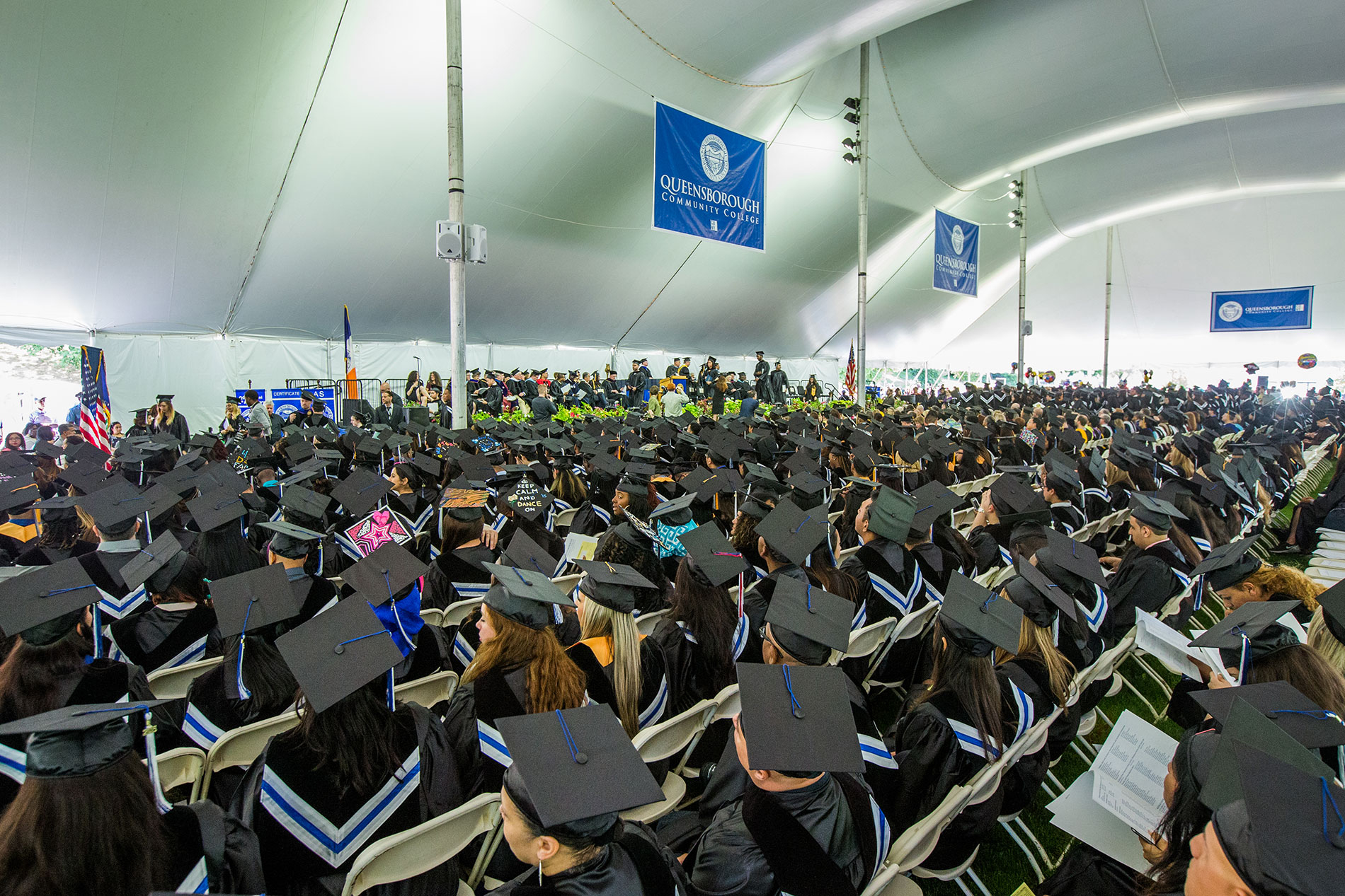 Commencement In Queensboro Community College Calendar