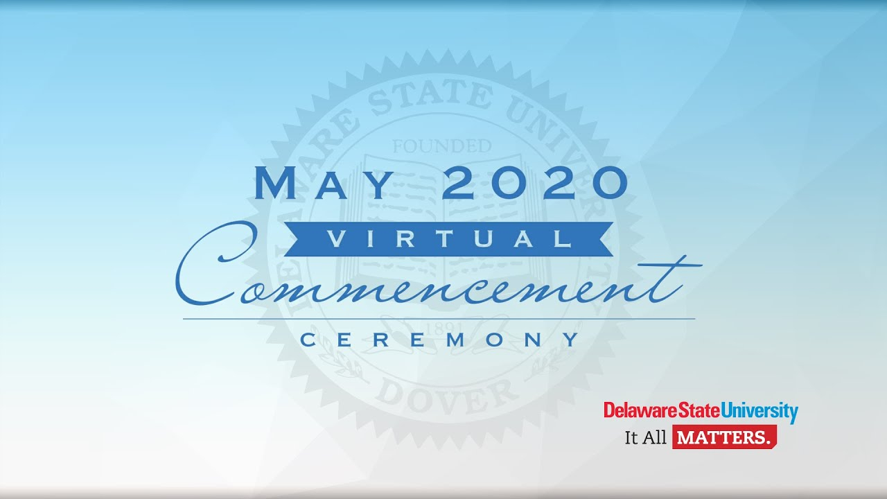 Commencement Pertaining To Delaware State University Holiday Schedule