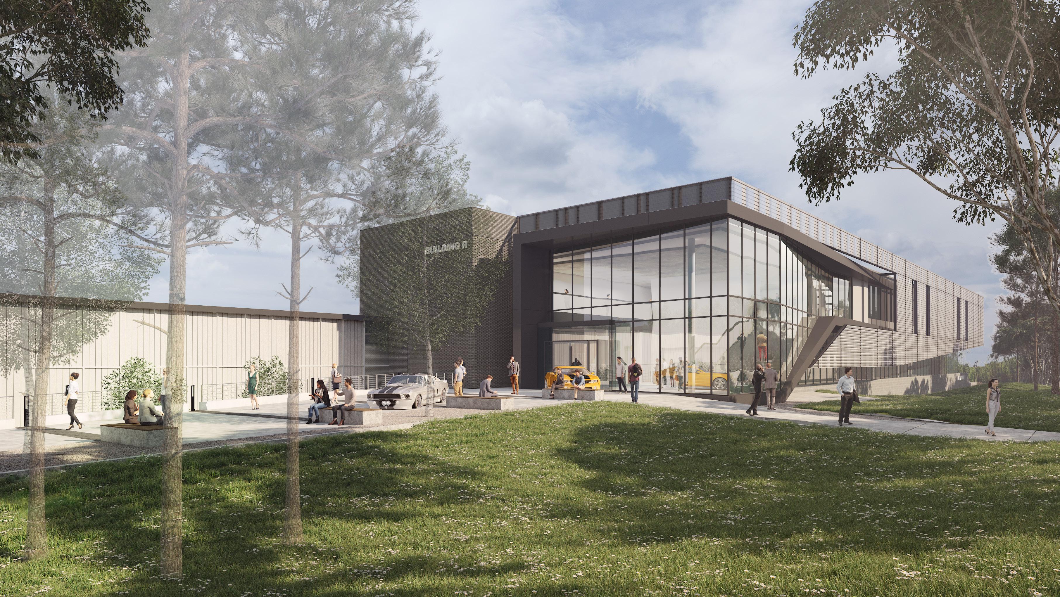 Construction Starts On $48.1 Million Wake Tech Hendrick Within Wake Tech Calendar 2021