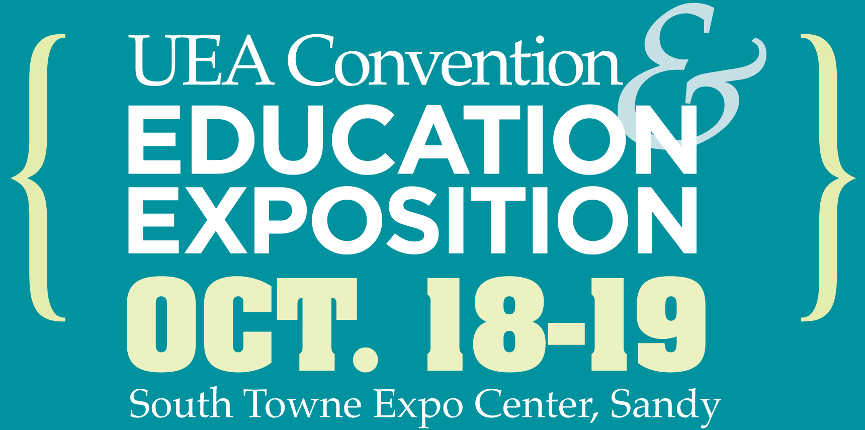 Convention Schedules | Utah Education Association For South Town Expo Schedule Utah