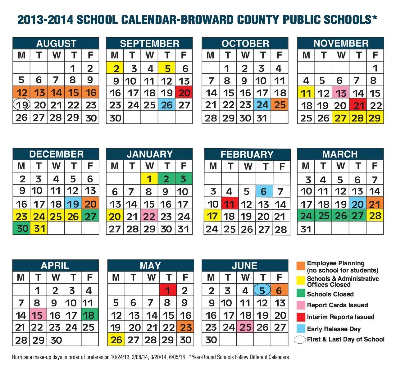 Coral Springs Schools | School Calendar, Spring School In Weber County School Calendar 20