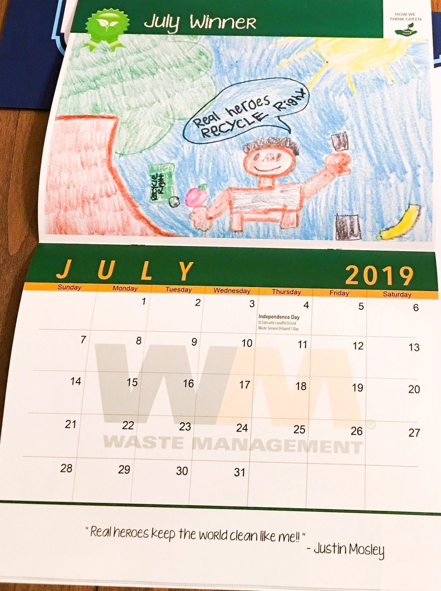 "Corona Norco Usd On Twitter: ""the 2019 @wm Socal Calendar Inside Corona Norco Usd School Calendar"