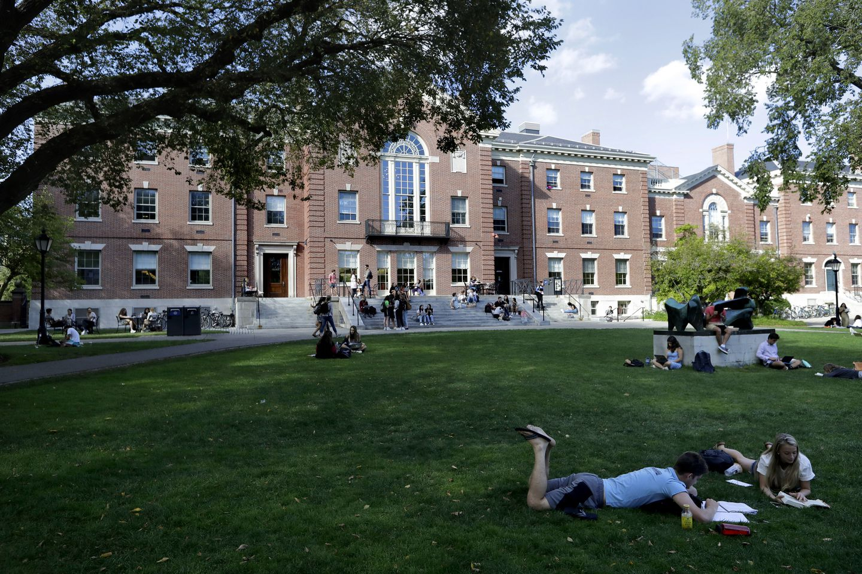 Coronavirus Prompts Brown University To Send Students Home Within University Rhode Island Spring Semester Start Date