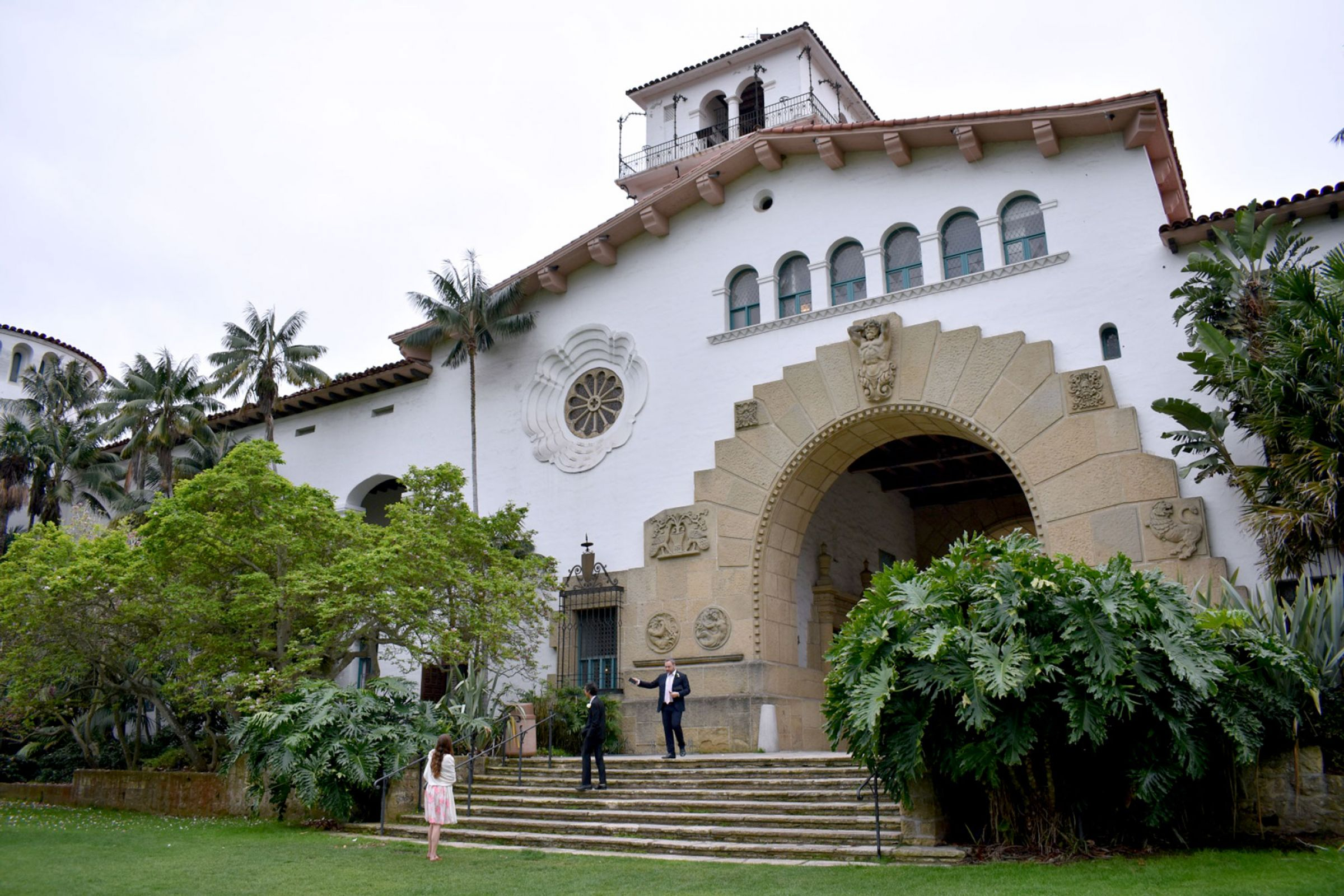 Coronavirus Response Likely To Curtail Operations In Santa Pertaining To Santa Barbara County Courthouse Calendar