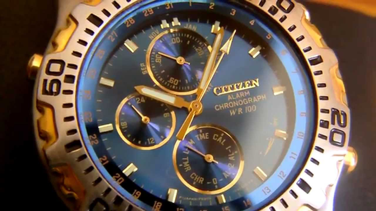 Инструкция К Часам Citizen 6850 Regarding Citizen Eco Drive Chronograph Wr100 Manual