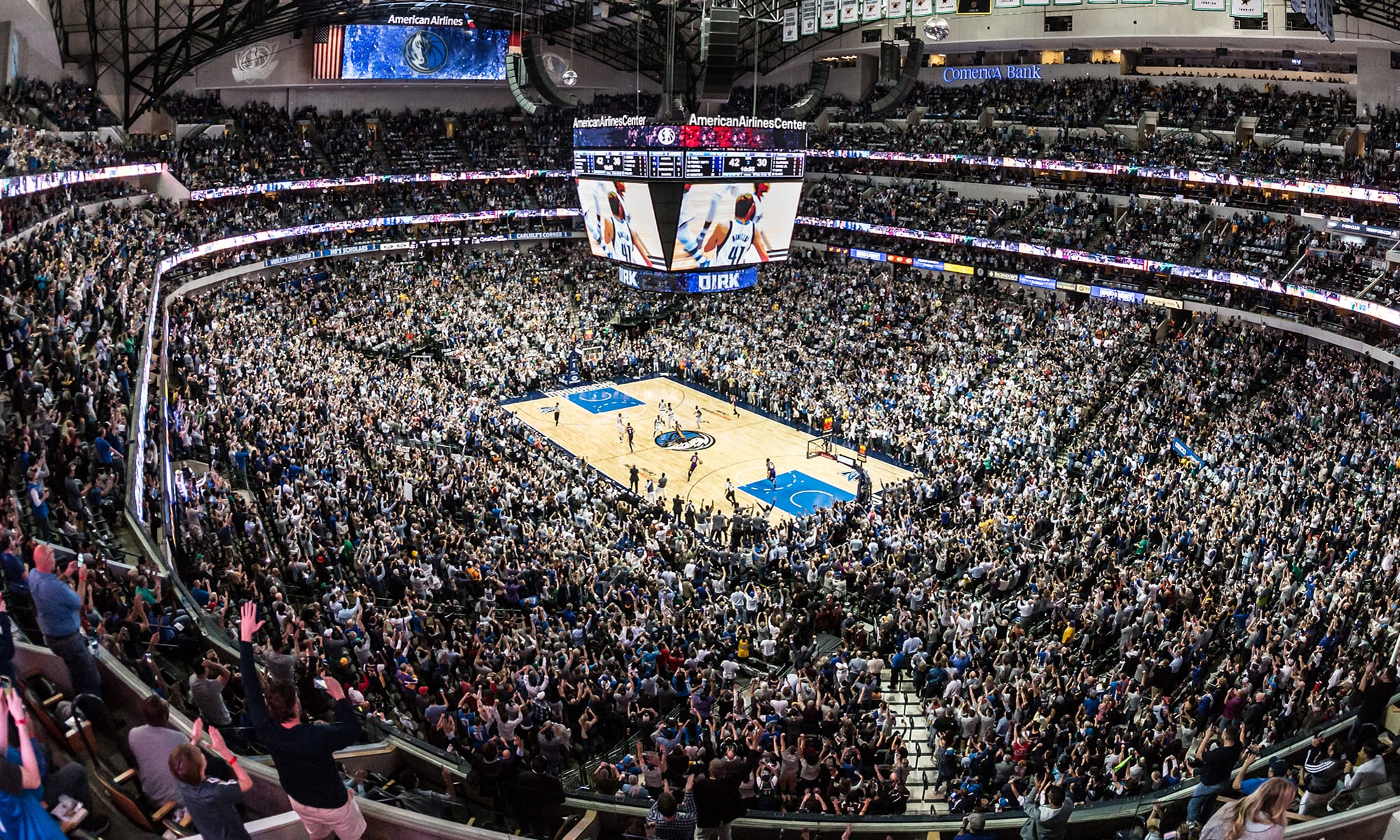 Dallas Mavericks Home Schedule 2019 20 & Seating Chart In American Airlines Center Printable Calendar