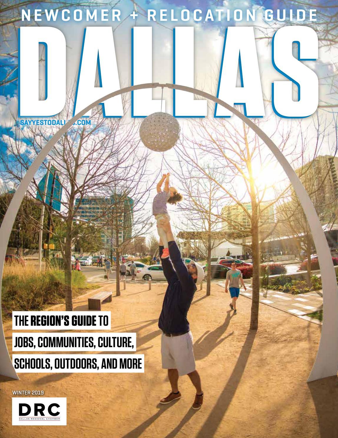 Dallas Region Newcomer + Relocation Guide – Winter 2019 Intended For Sprinh Break In Collin College 2029