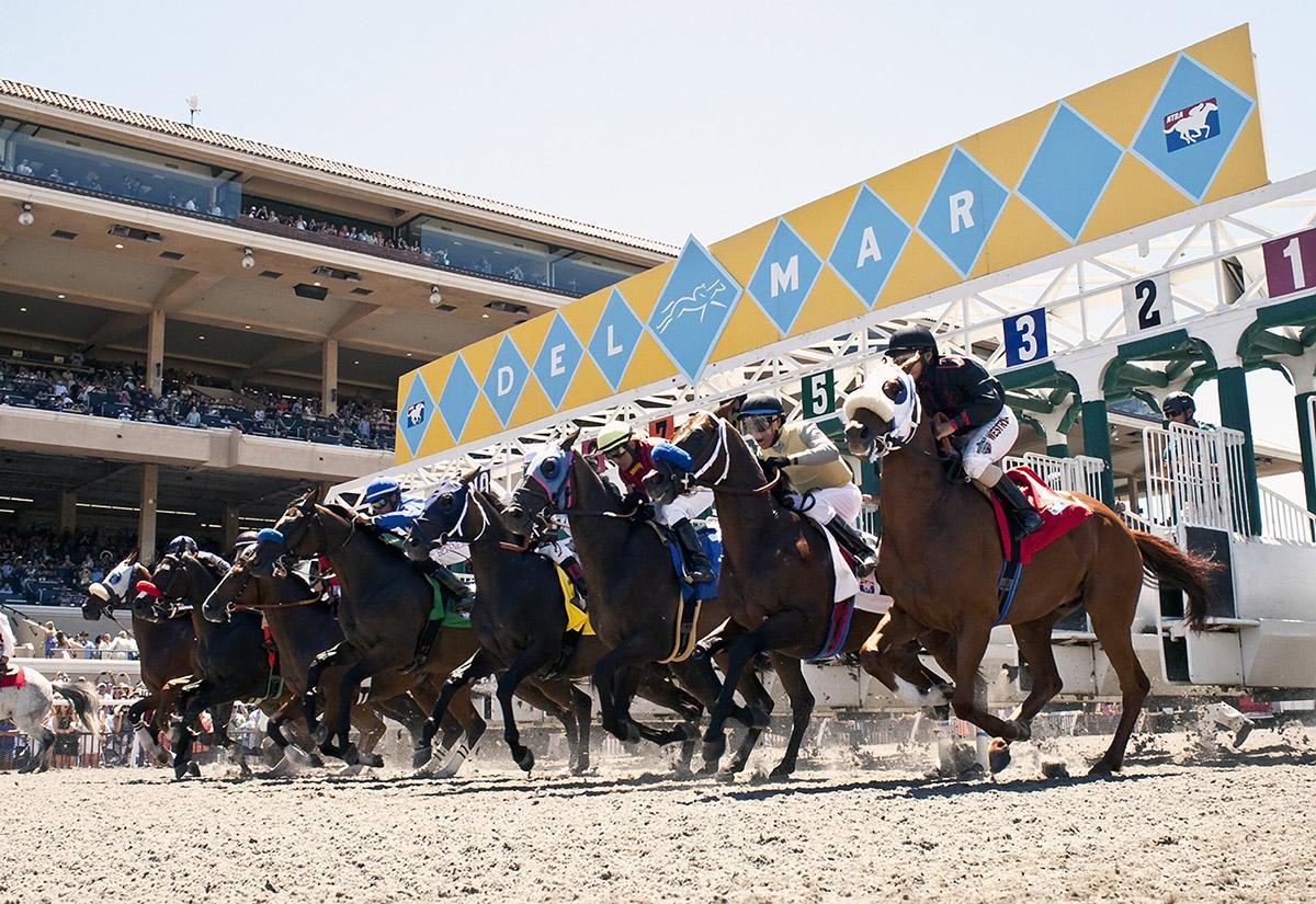 Del Mar's Horse Racing Season Begins In The Shadow Of Santa Intended For Santa Anita Racetrack 2020 Calendar