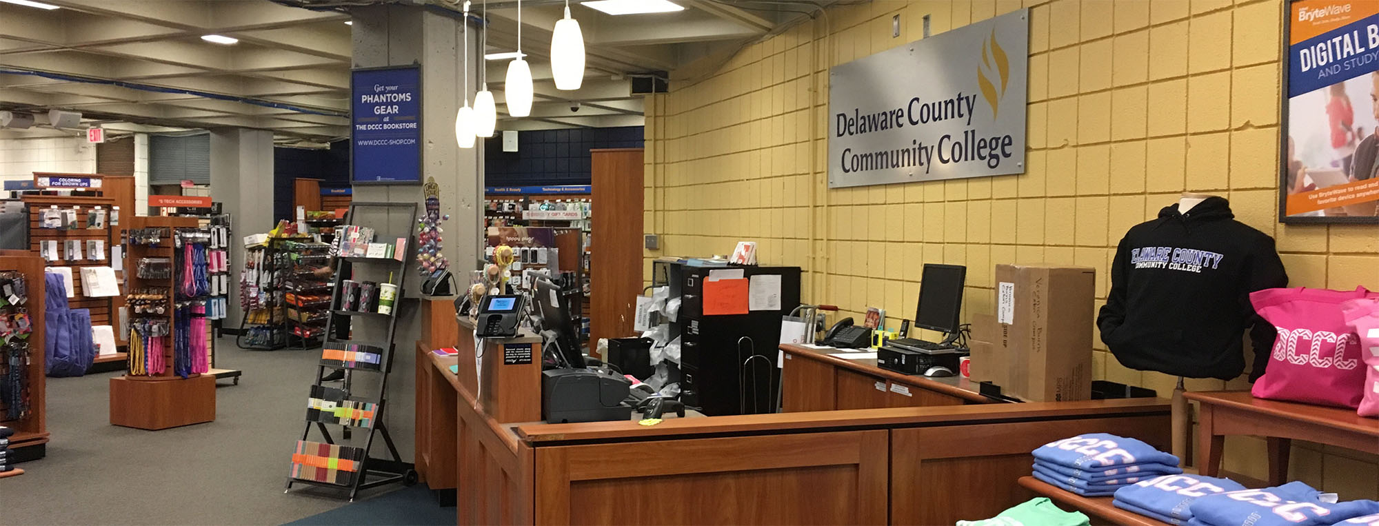 Delaware County Community College Campus Store - Delaware In Delaware Community College Academic Calendar