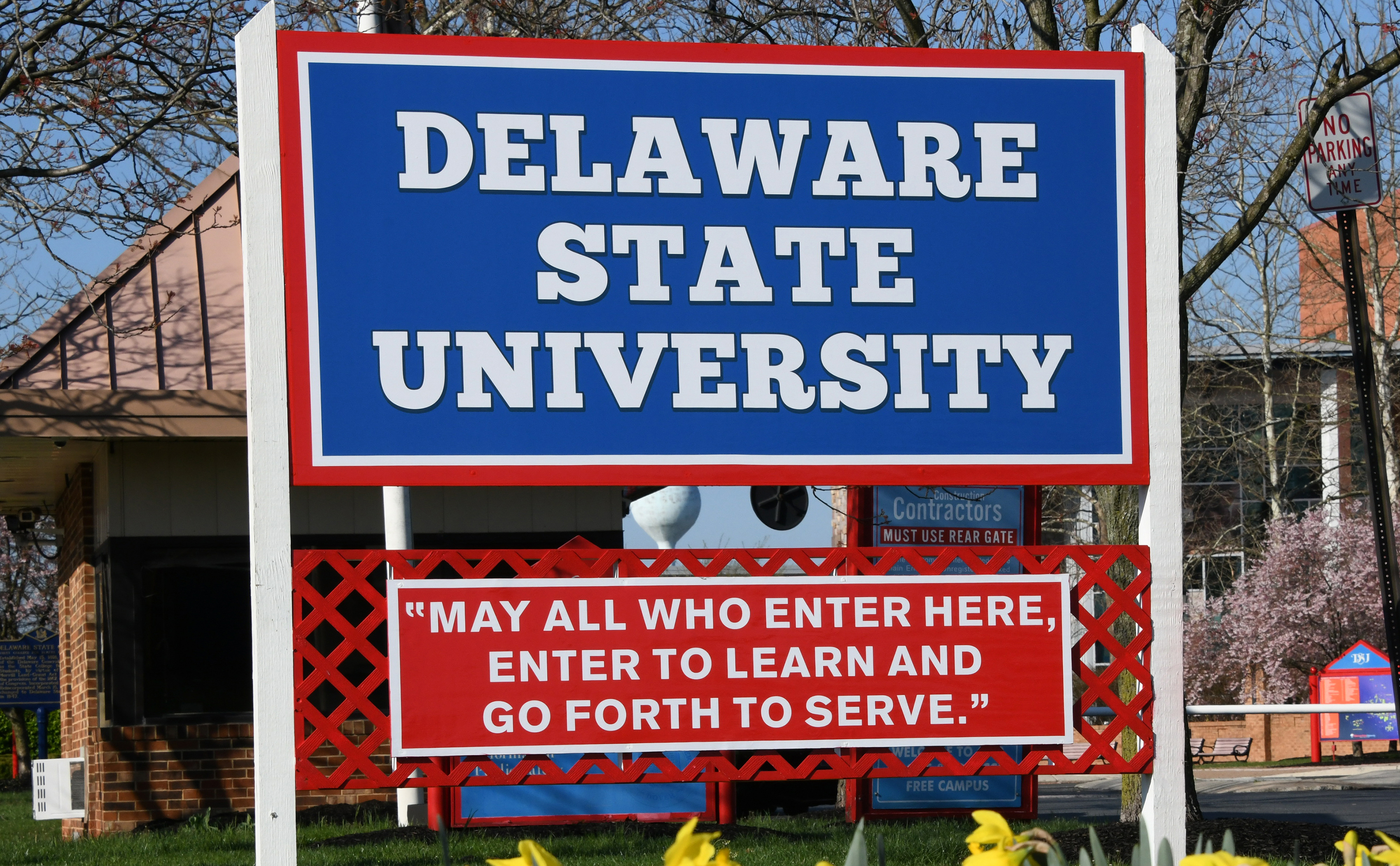Delaware State University Within Delaware State University Holiday Schedule