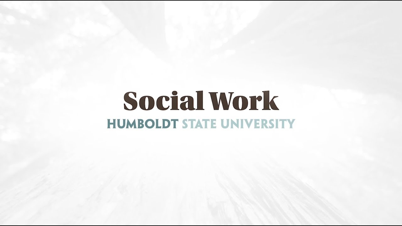 Department Of Social Work Inside Humboldt State University Academic Calendar 2021