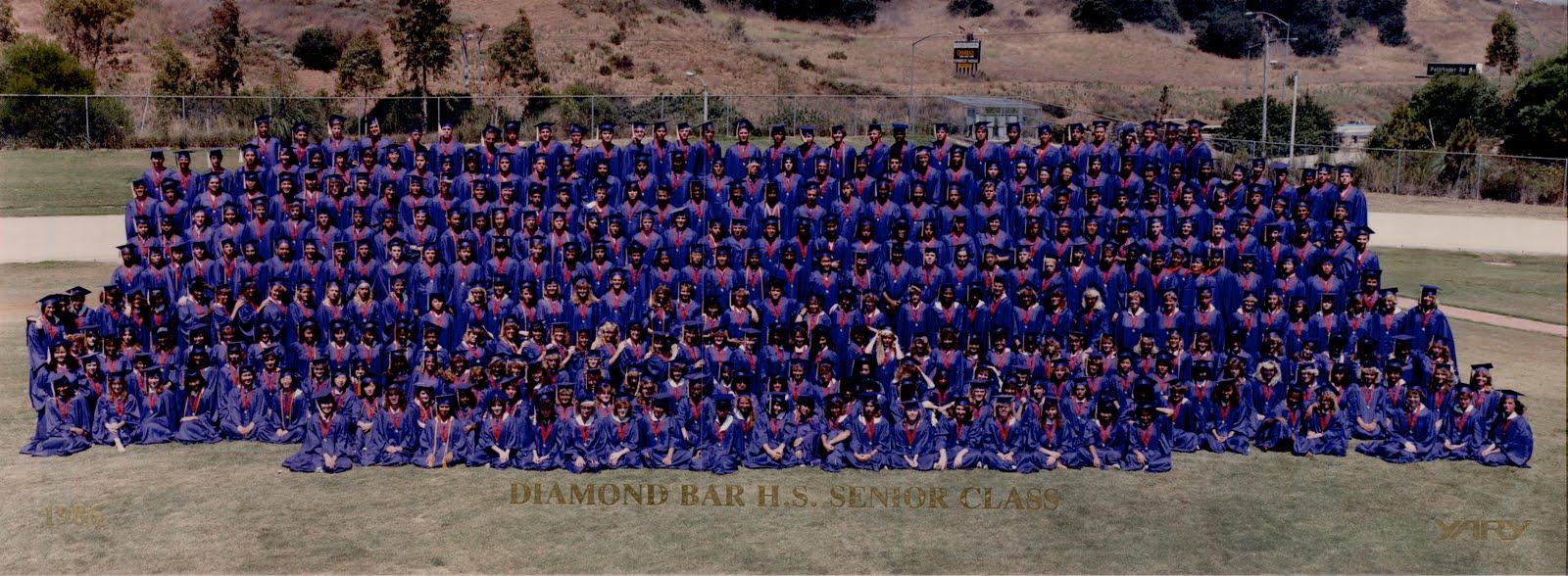 Diamond Bar High School Class Of 1986: 1986 Diamond Bar High Inside Diamond Bar High School Holiday Schedule