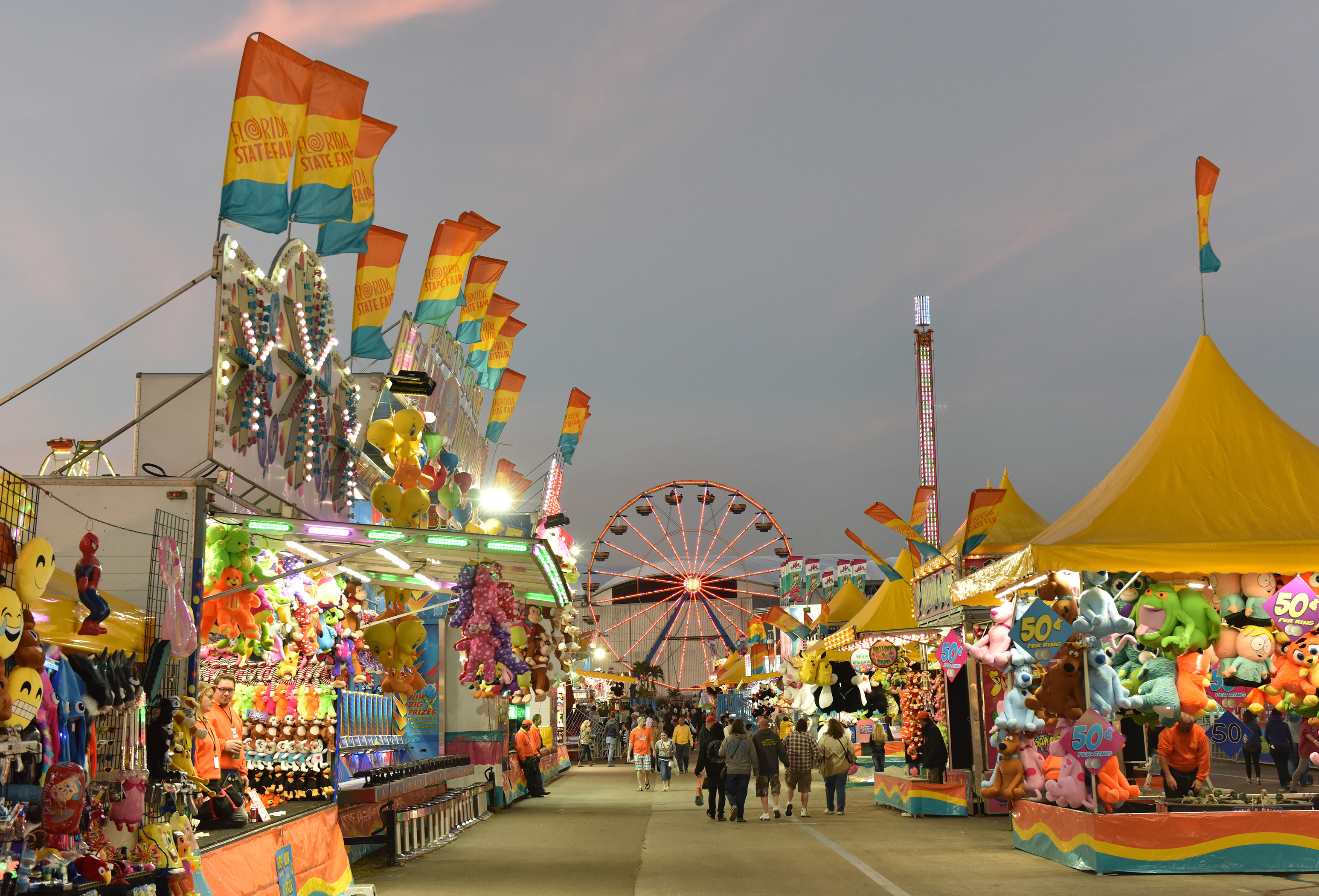 Discounted Florida State Fair Tickets Still Available At With Regard To Schedule Of Events For Monday At Florida State Fairgrounds