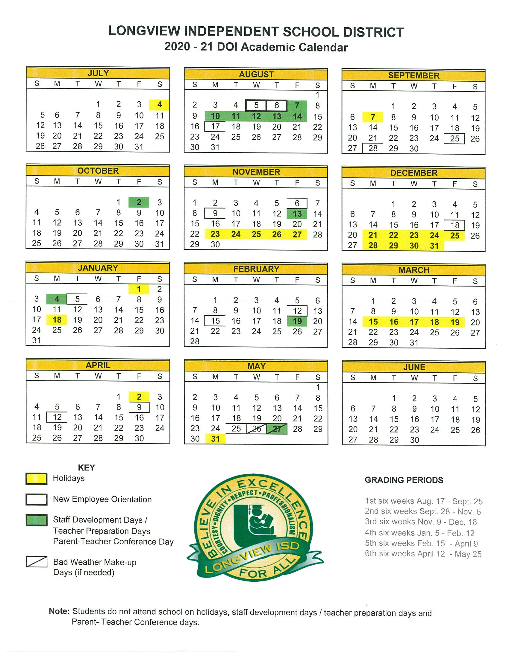 District Calendar Inside Johnston County Public School Calendar