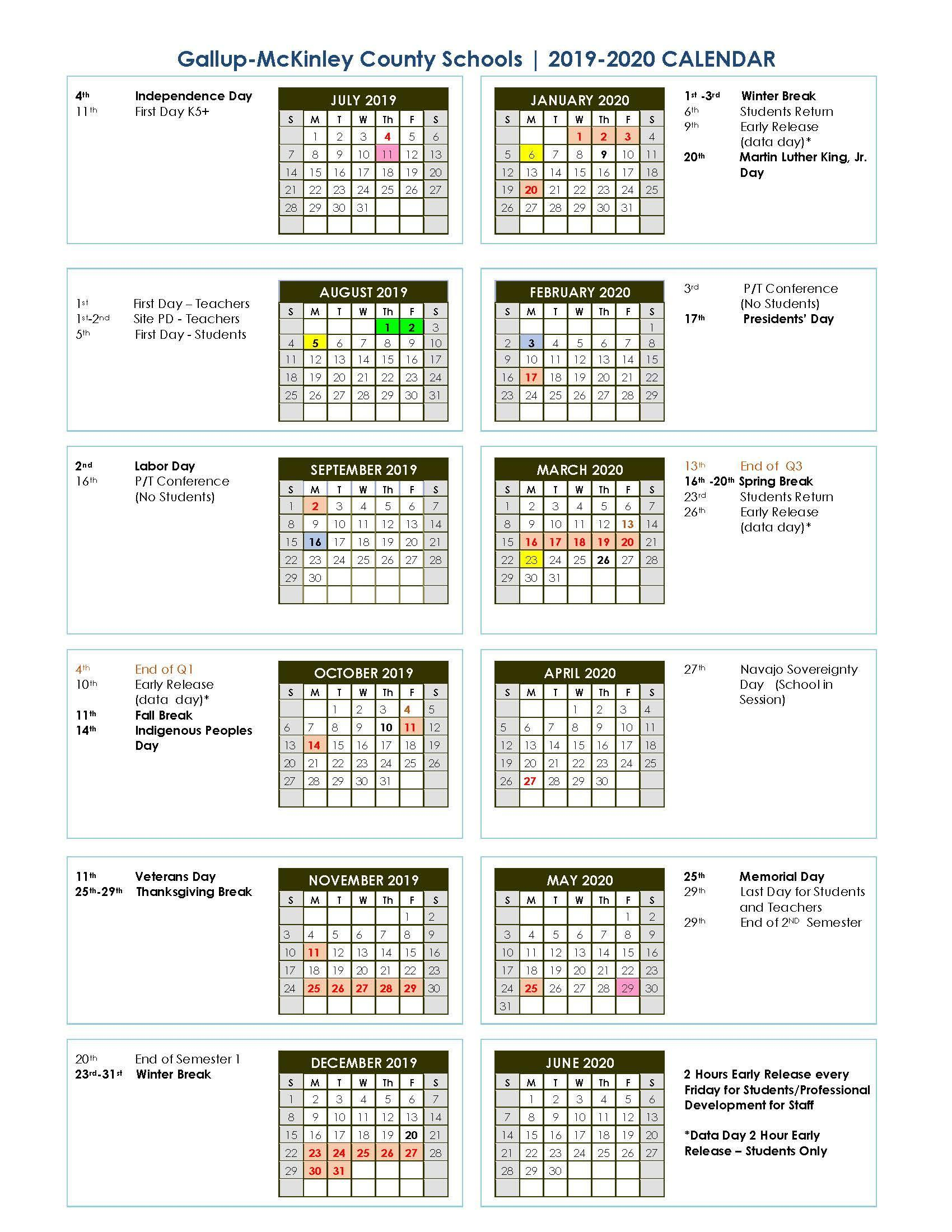District School Year Calendar/graduation Dates – Parents in Mifflin County School District Calender 20-21