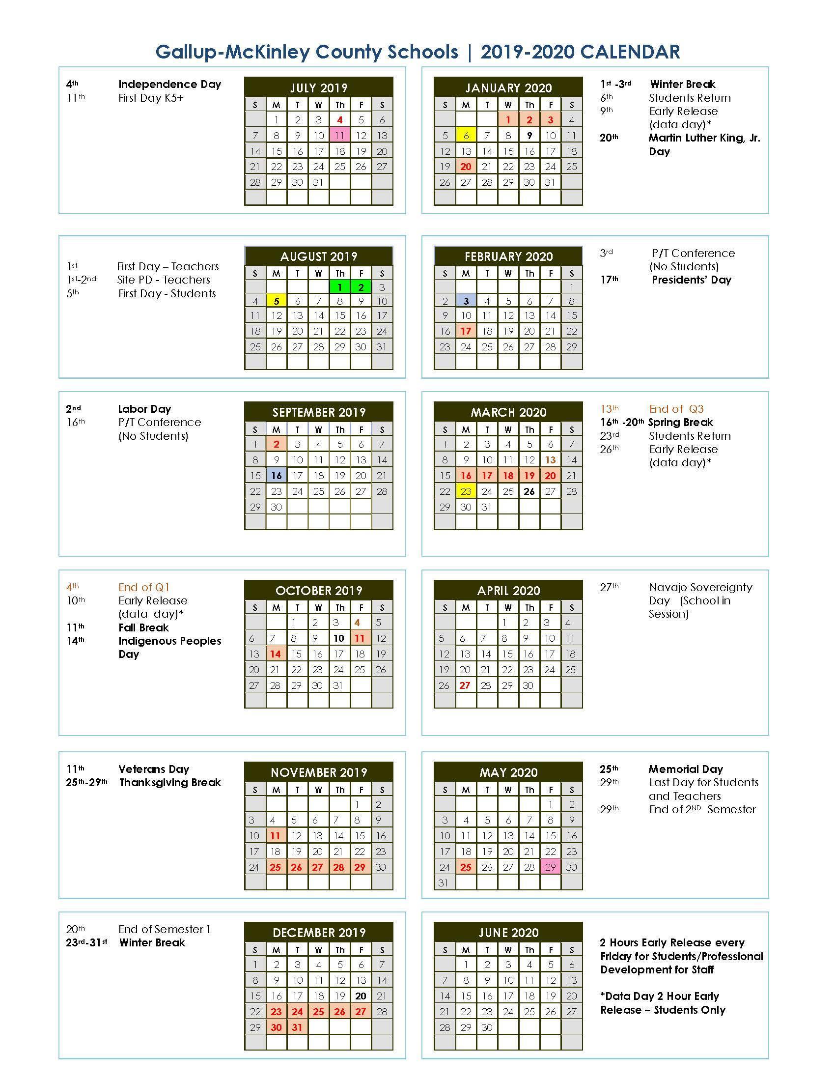 District School Year Calendar/graduation Dates – Parents Throughout Lincoln Unified School District Calendar 2021