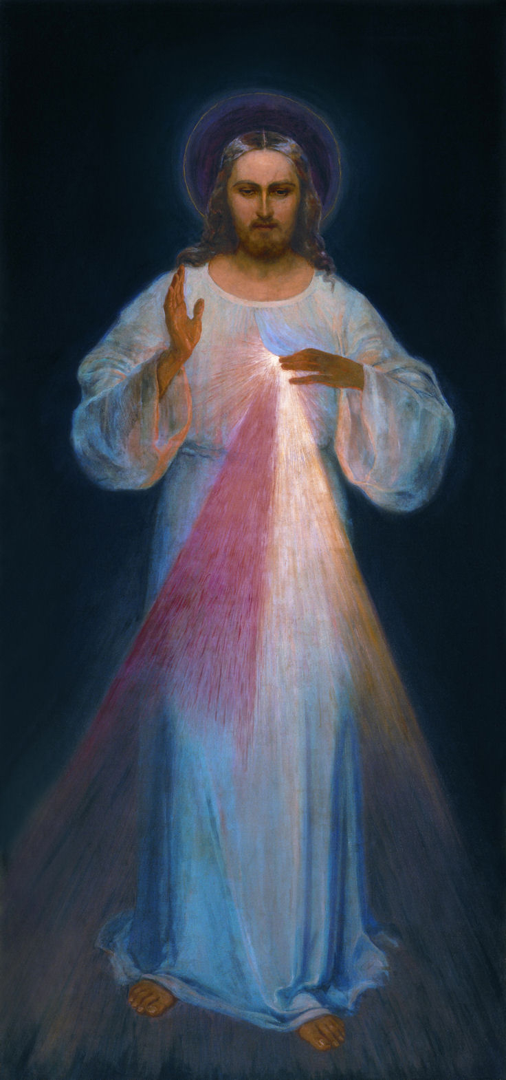 Divine Mercy Sunday - Wikipedia intended for .catholic Saint Of The Day March 5 2020