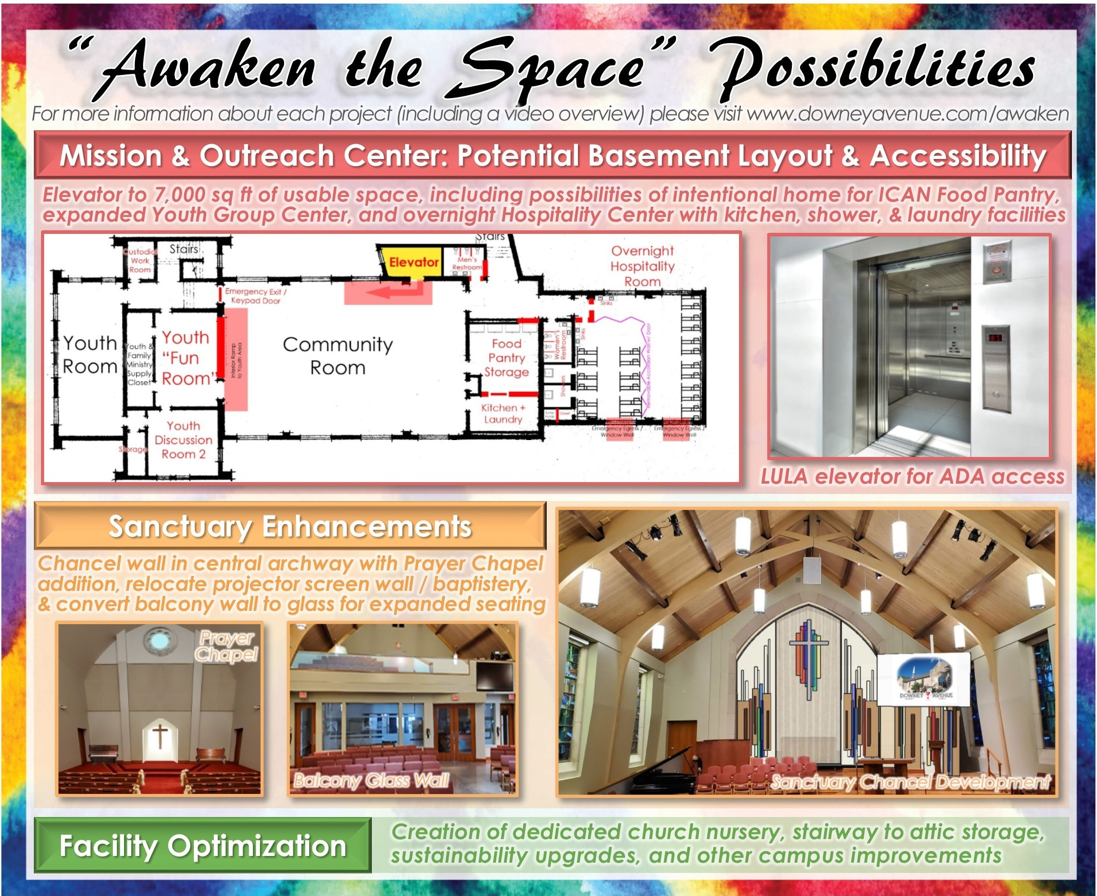 "Downey Avenue Christian Church | ""Awaken The Space Pertaining To Downey 2020 2021 Calendar Of Events Printable"