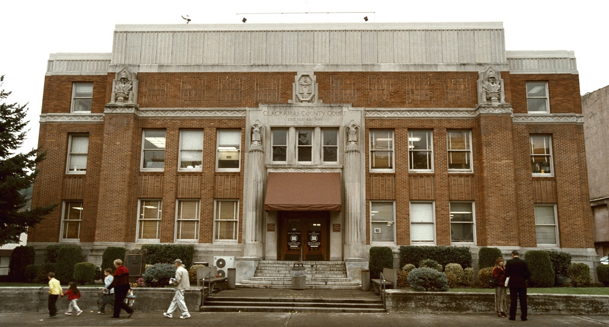 Earthquake Fears Push Plans For New Clackamas County Regarding Clackamas County Courthouse Schedule