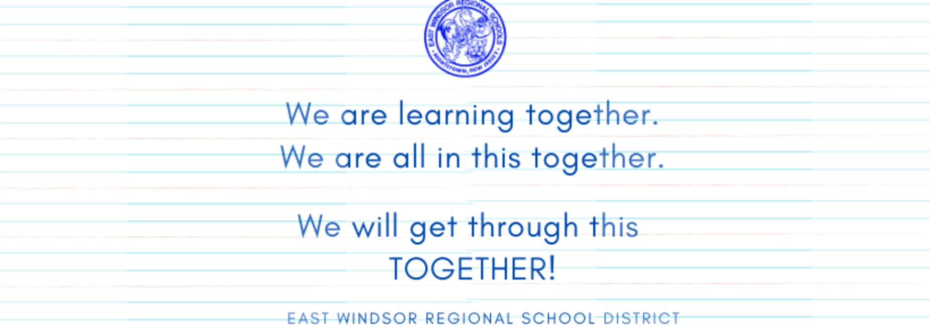 East Windsor Regional School District Throughout East Windsor Regional School Calendar