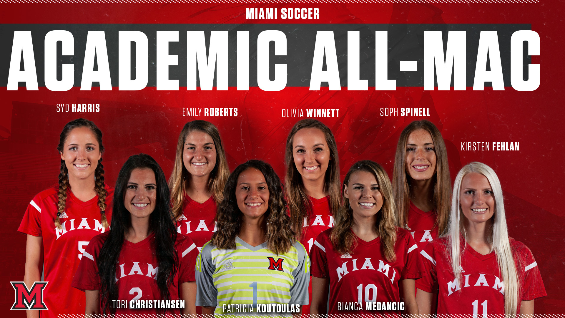 Eight Redhawks Named Academic All Mac – Miami University Pertaining To Miami Of Ohio Academic Calendar