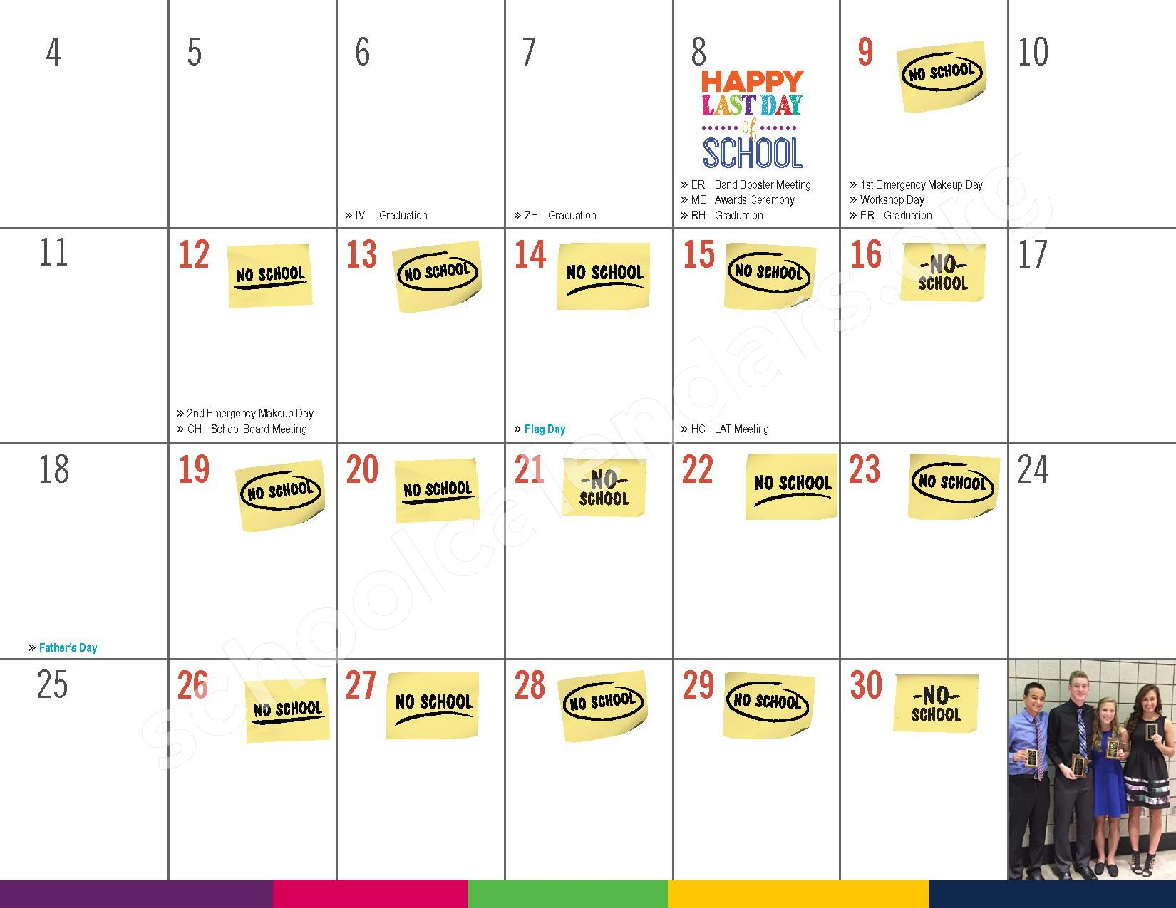 Elk River Public School District Calendars – Elk River, Mn With Regard To Elk River School District Calendar