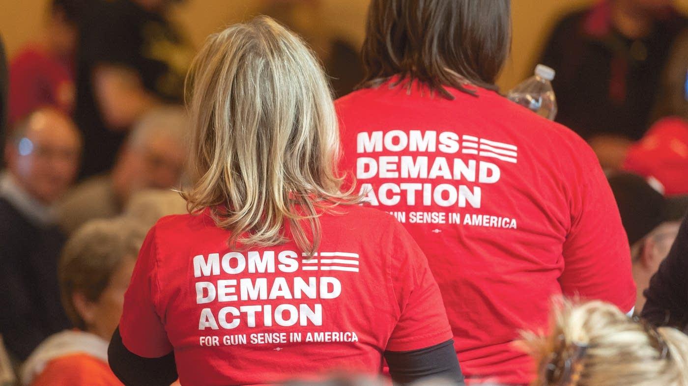 Emotions Ran High At Hibbing Gun Control Hearing | Mpr News Within St. Louis County Court Calendar Hibbing