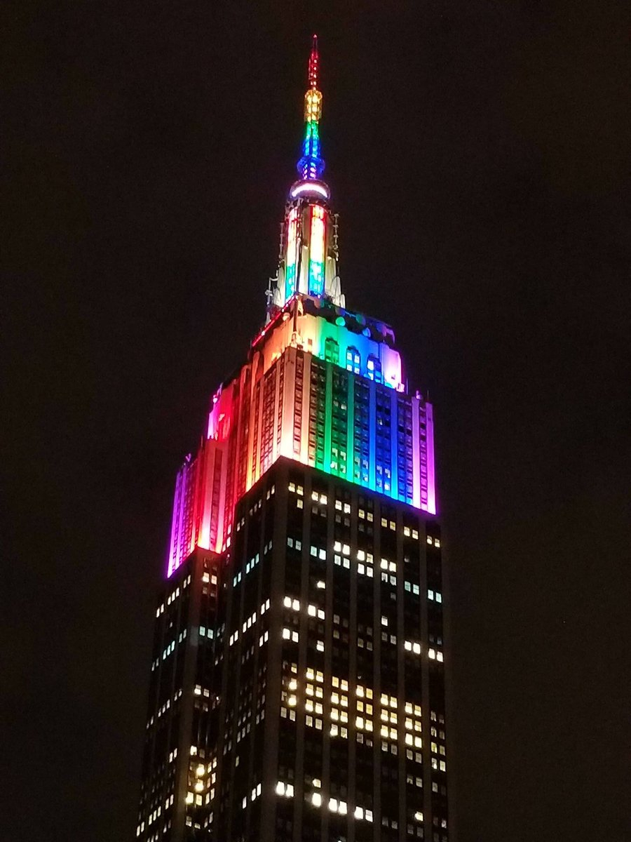 Empire State Building Lighting Tonight - Jedibrasil For Empire State Building Lights Tonight