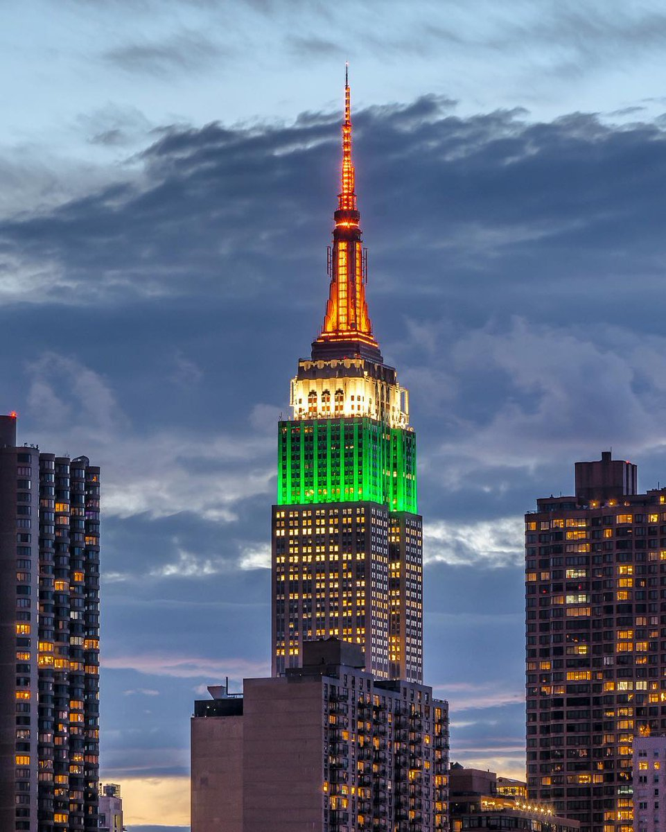 Empire State Building Lights Tonight – Cinici In Empire State Building Lights Tonight