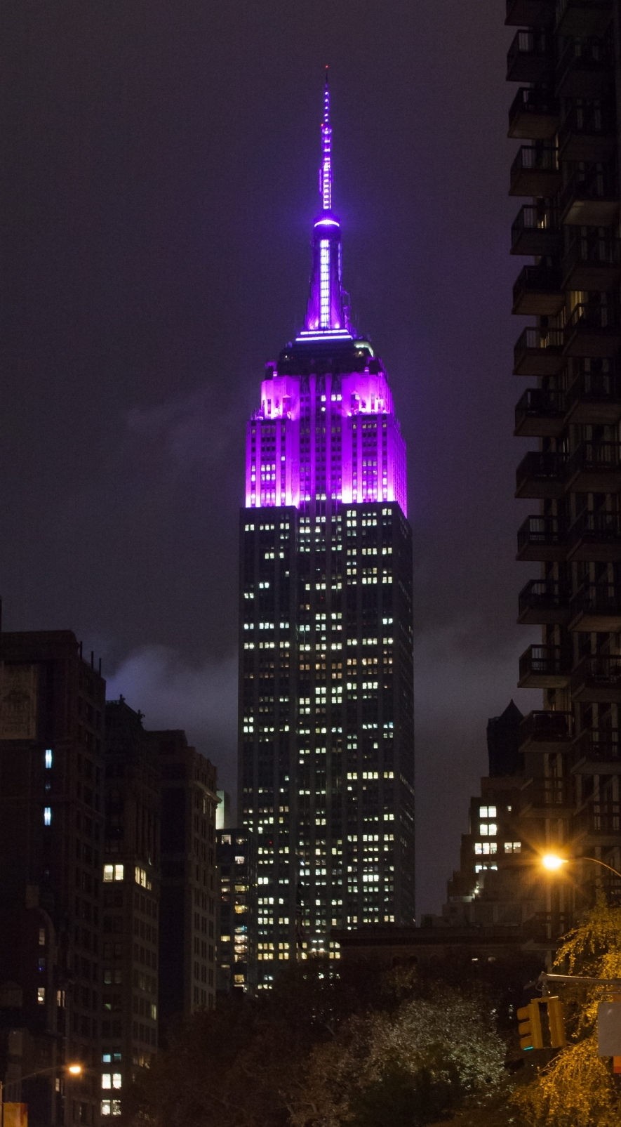 Empire State Building Lights Tonight – Cinici Within Empire State Building Lights Tonight