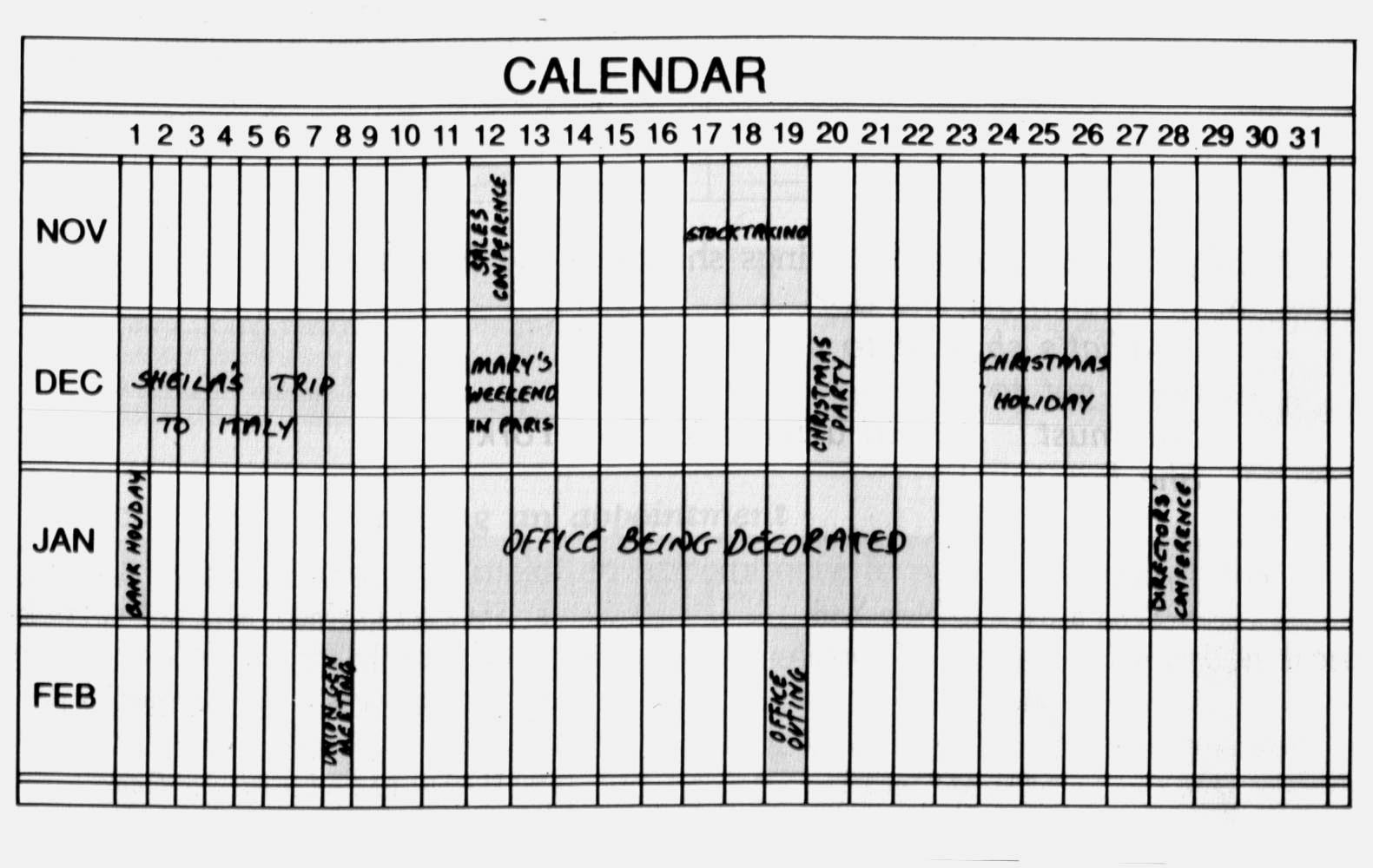Evening Star Classified Within Cash 3 Midday Yearly Calendar