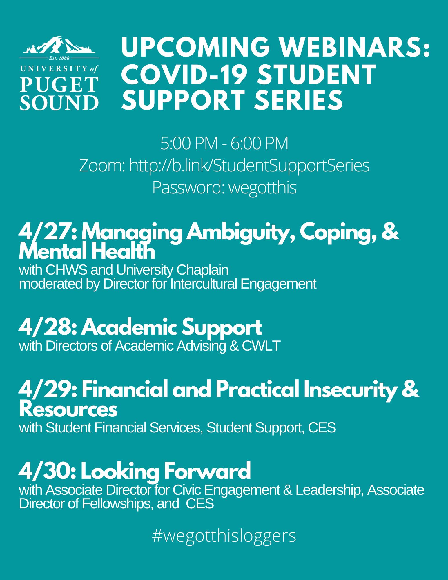 Events Calendar · University Of Puget Sound Regarding University Of Puget Sound Calandar