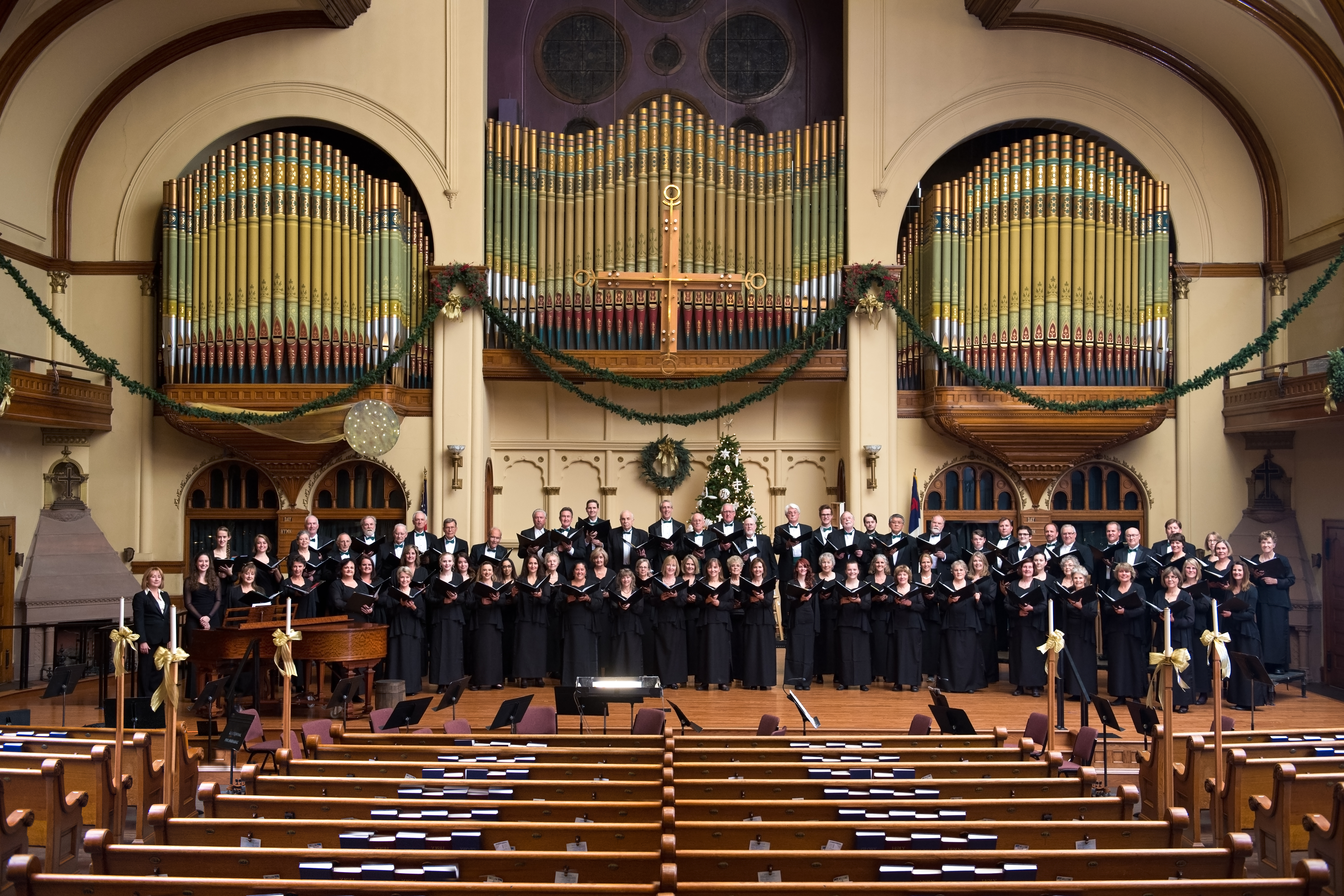 Evergreen Chorale | Ovation West Performing Arts Within Lamont School Of Music Schedule
